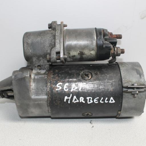 Motor de arranque SEAT MARBELLA  [0]