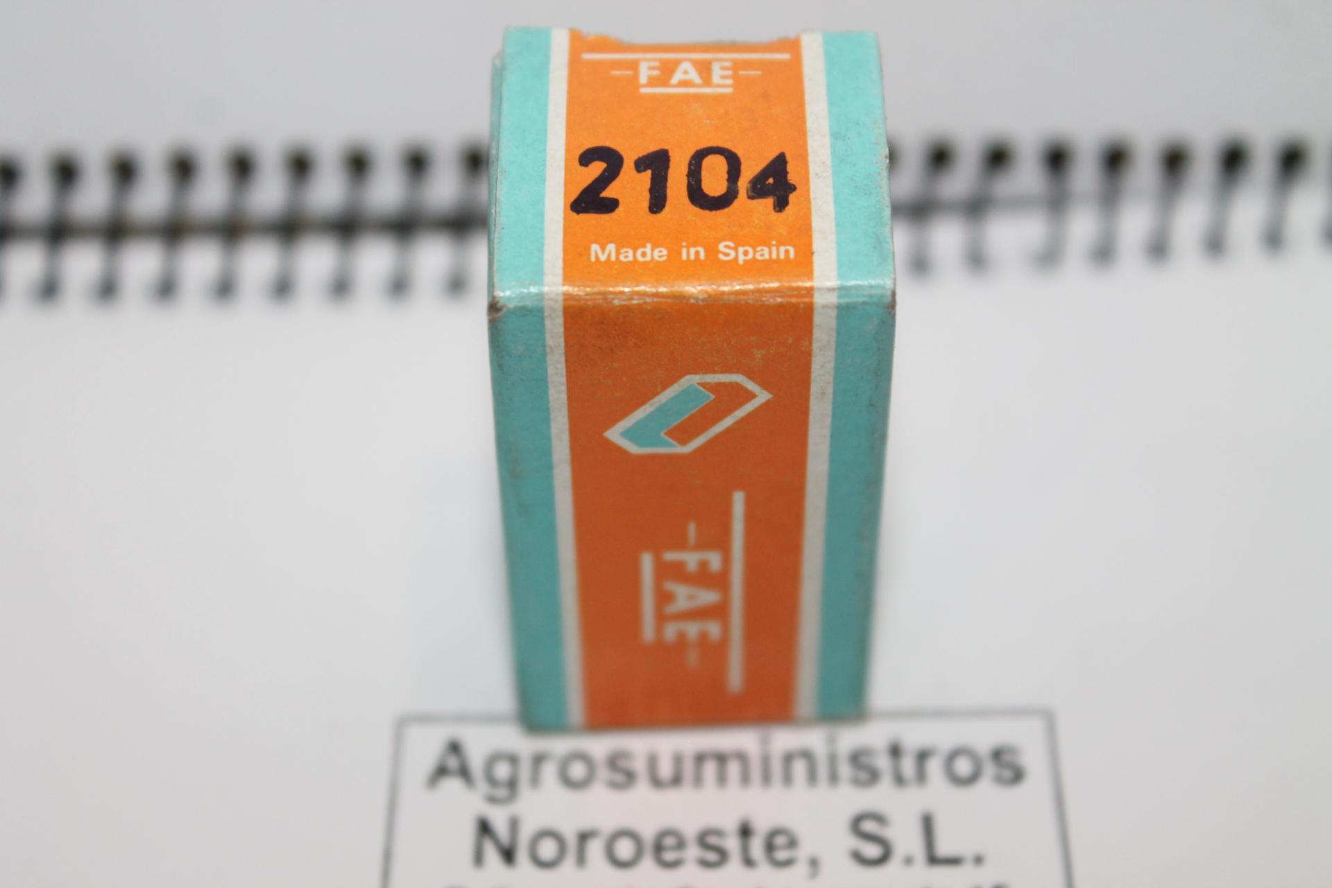 Interruptor Stop FAE 2104