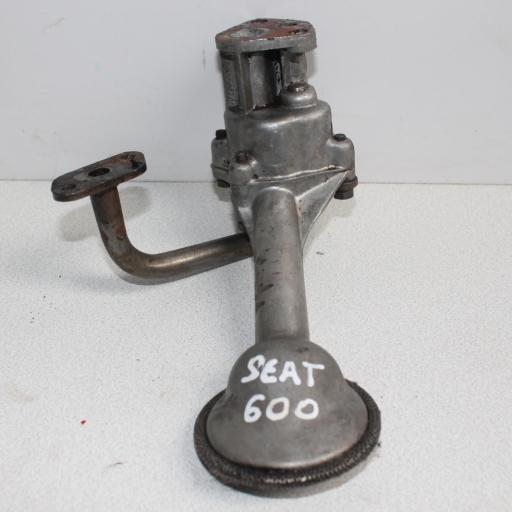 Bomba de aceite SEAT 600 y SEAT 850-133