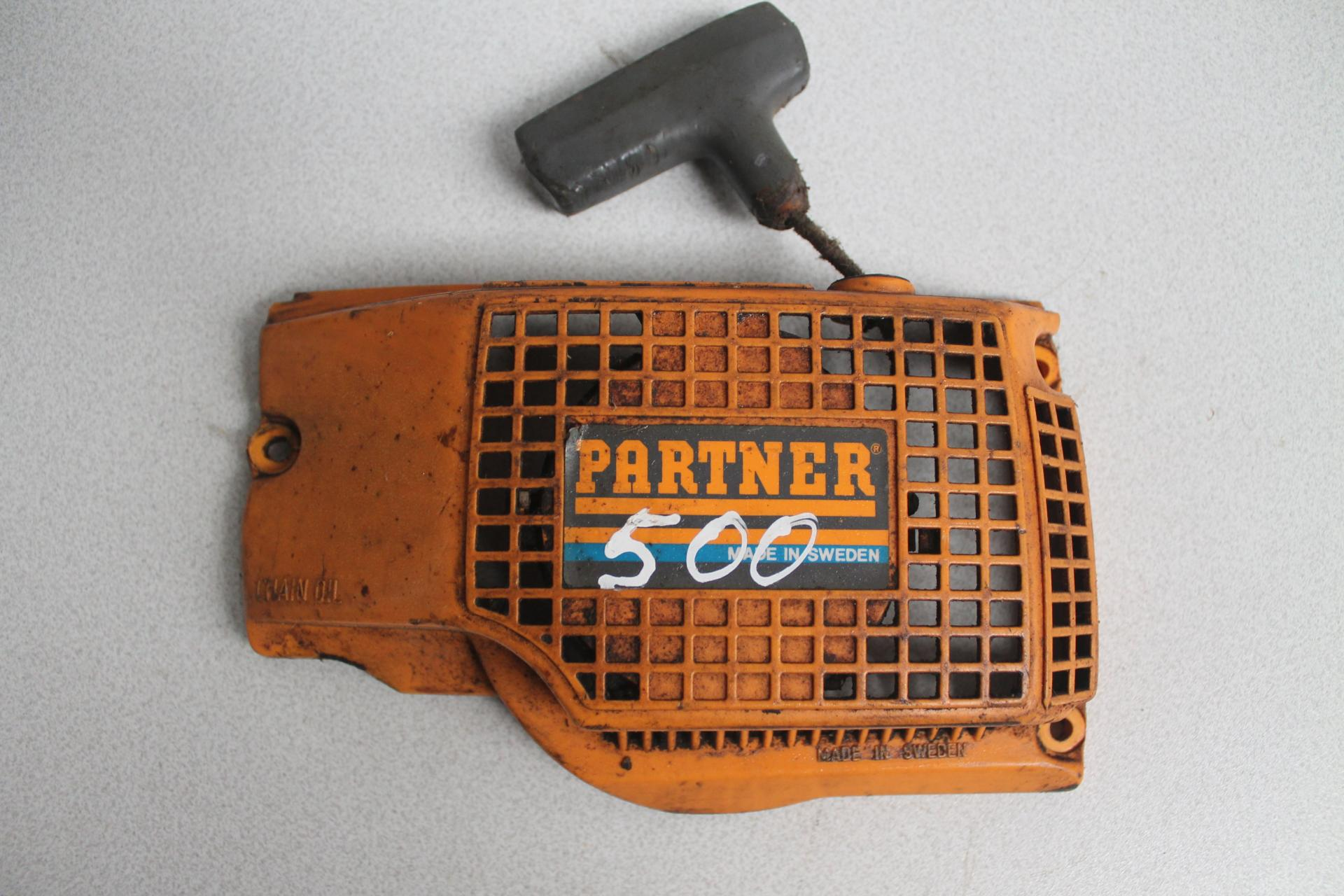 Arranque Partner 500