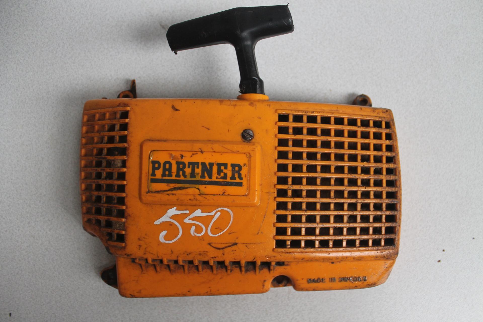 Arranque Partner 550