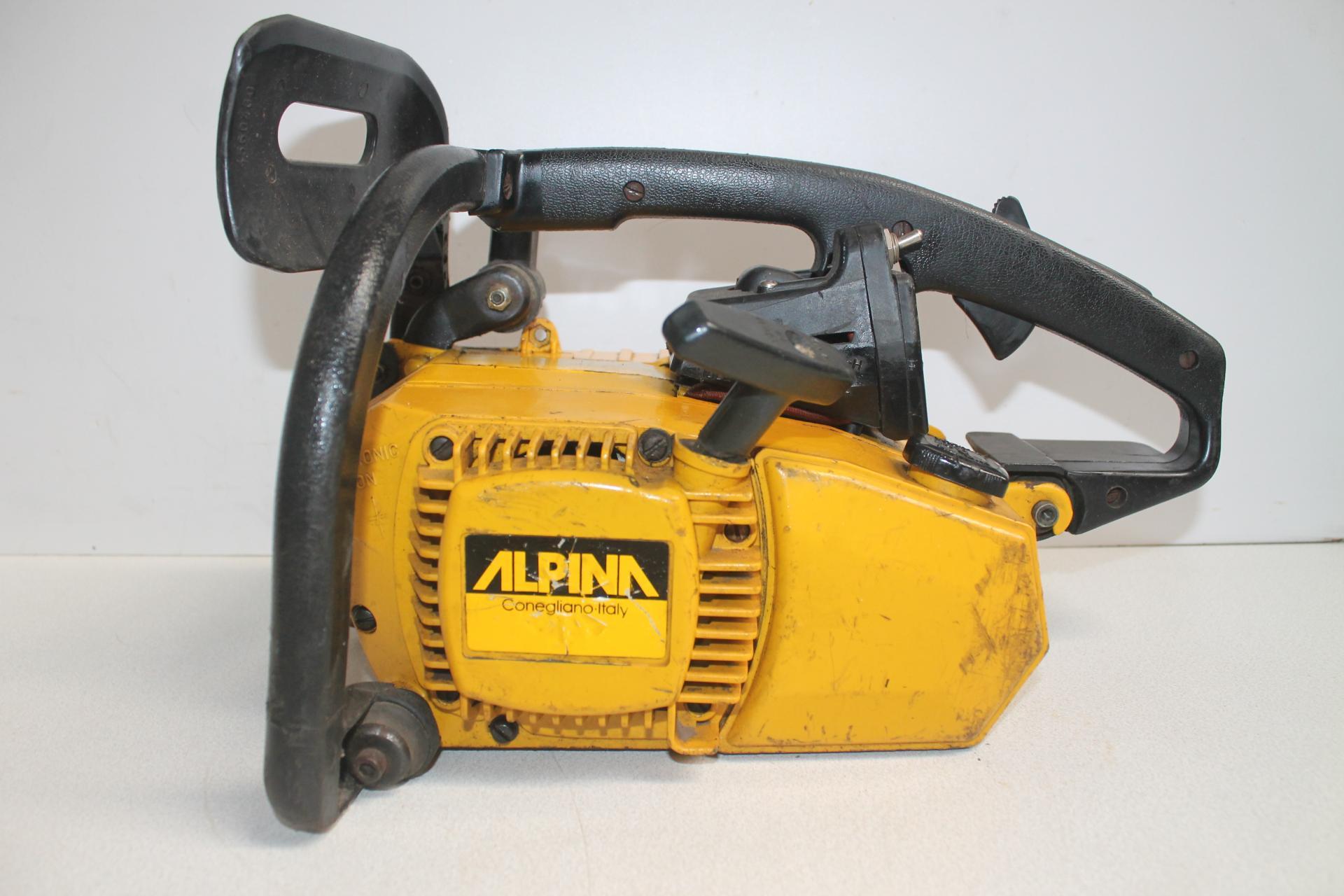 Despiece Alpina 10399B