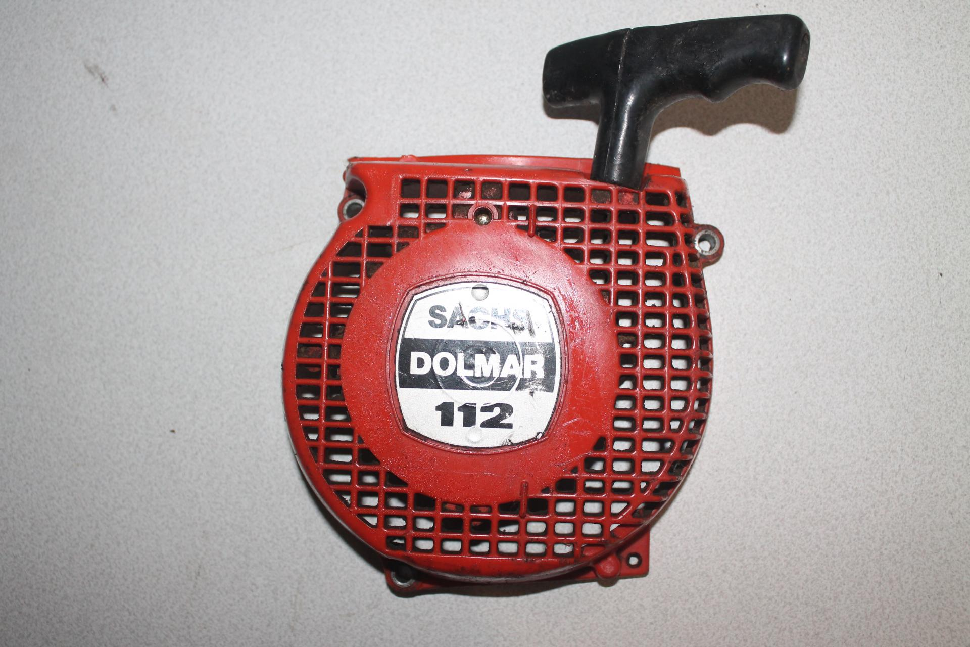 Arranque Dolmar 112