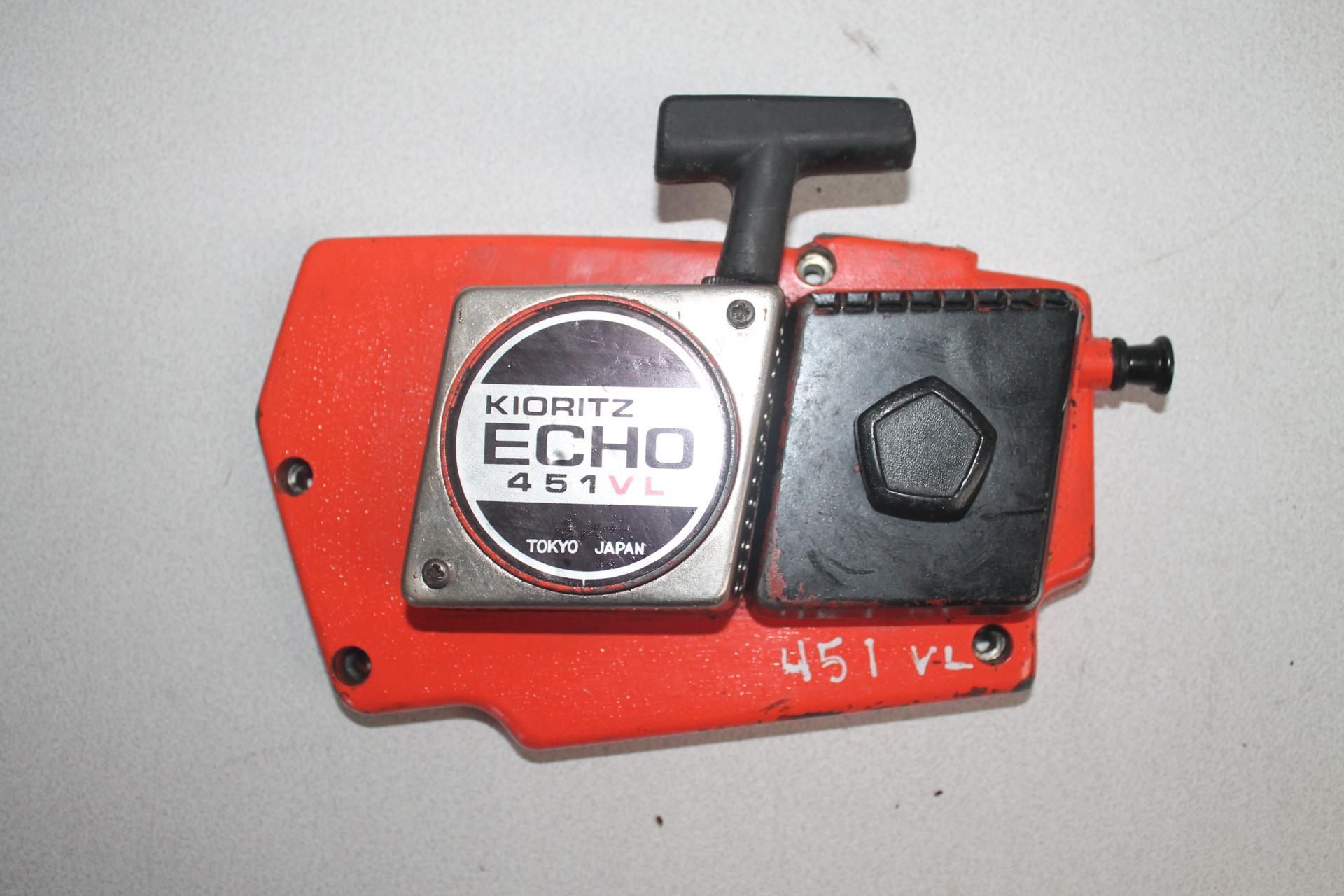 Arranque Echo 451 VL