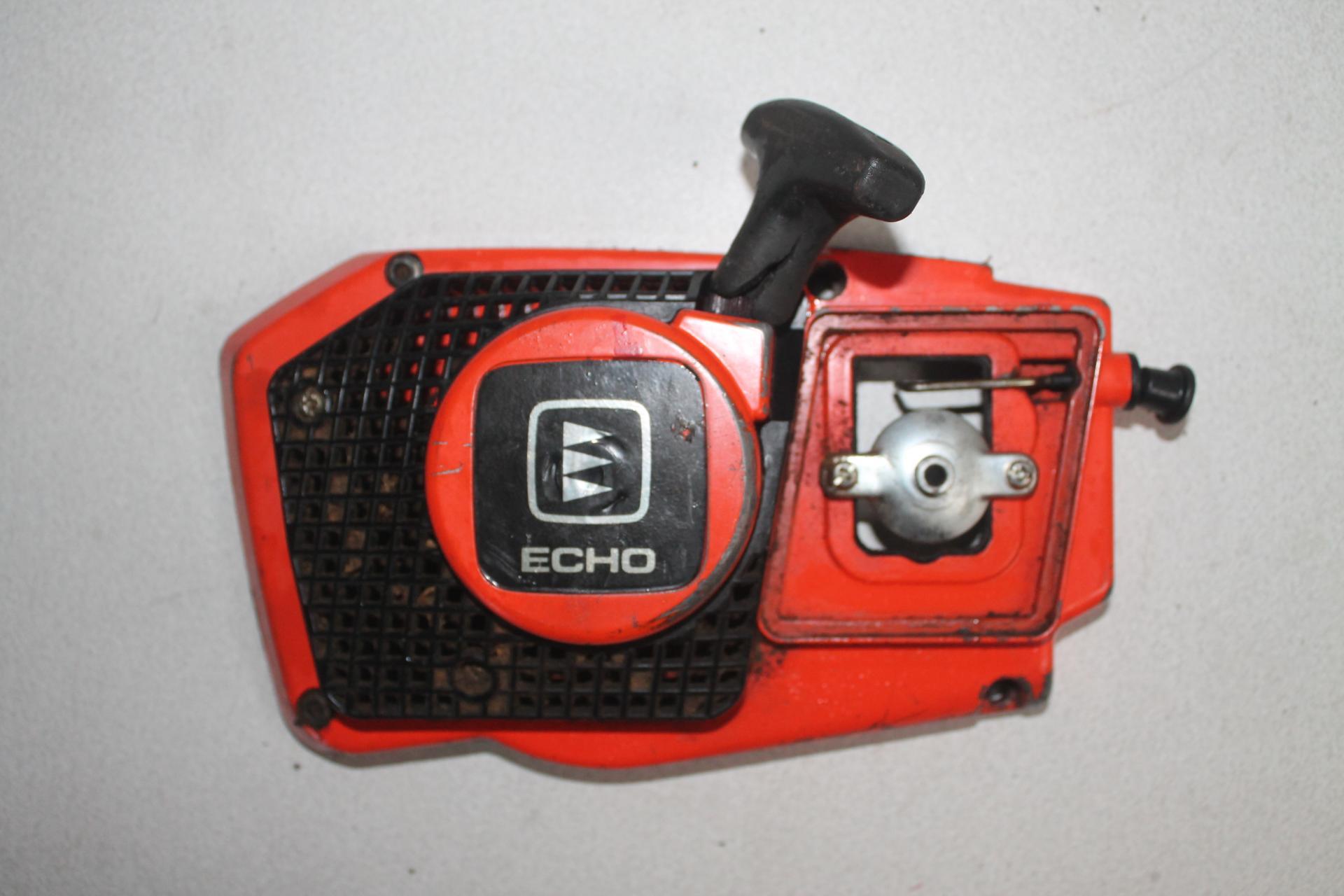 Arranque ECHO 660 VL