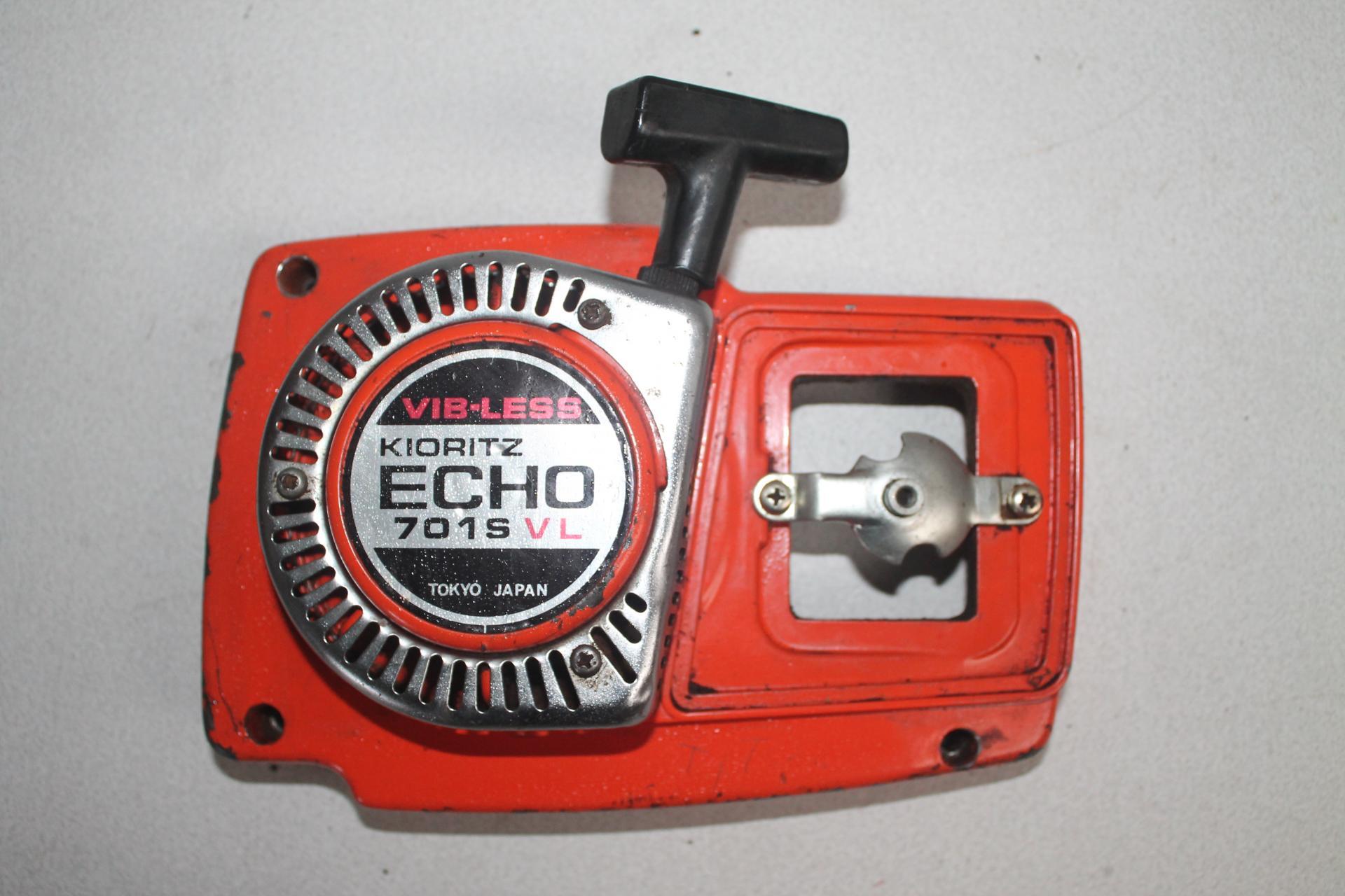 Arranque ECHO 701 VL