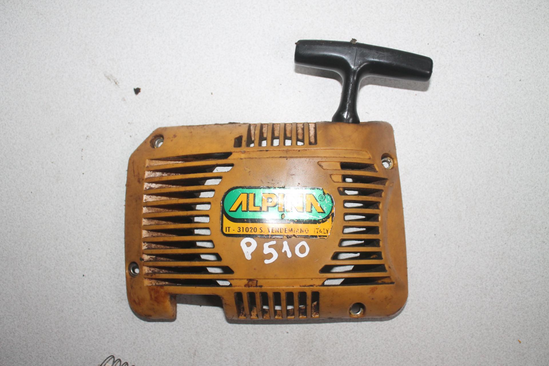Arranque Alpina P510