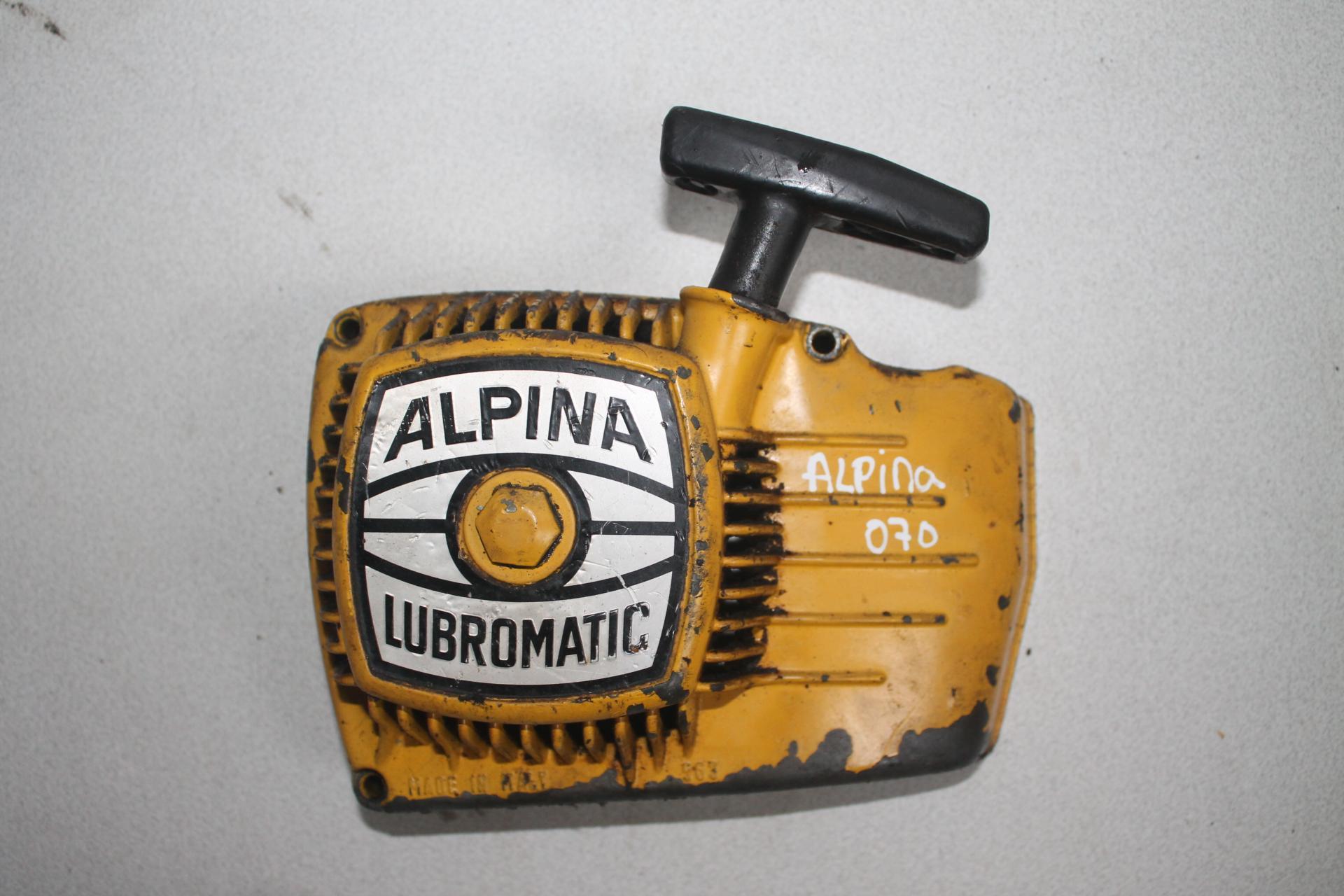 Arranque Alpina 070