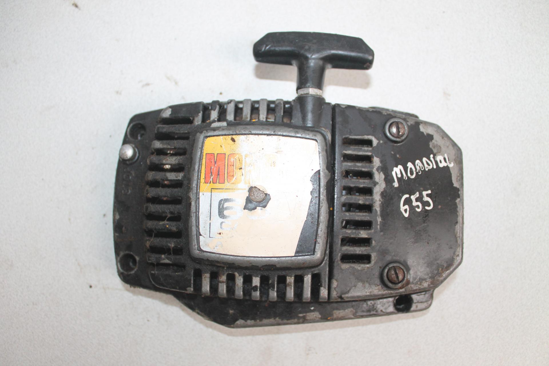 Arranque Mondial 655