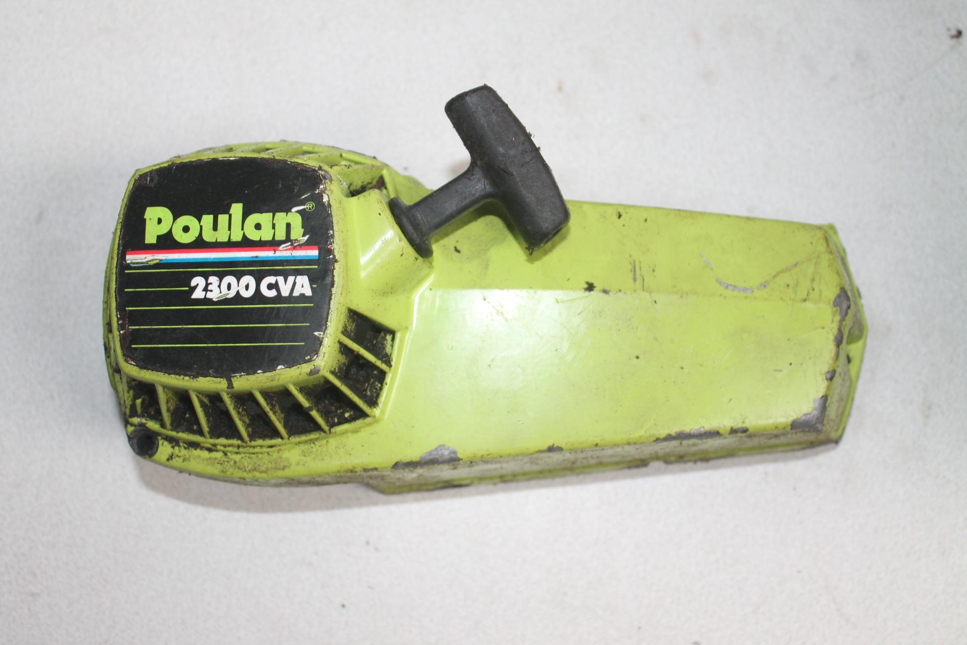 Arranque Poulan 2300 CVA