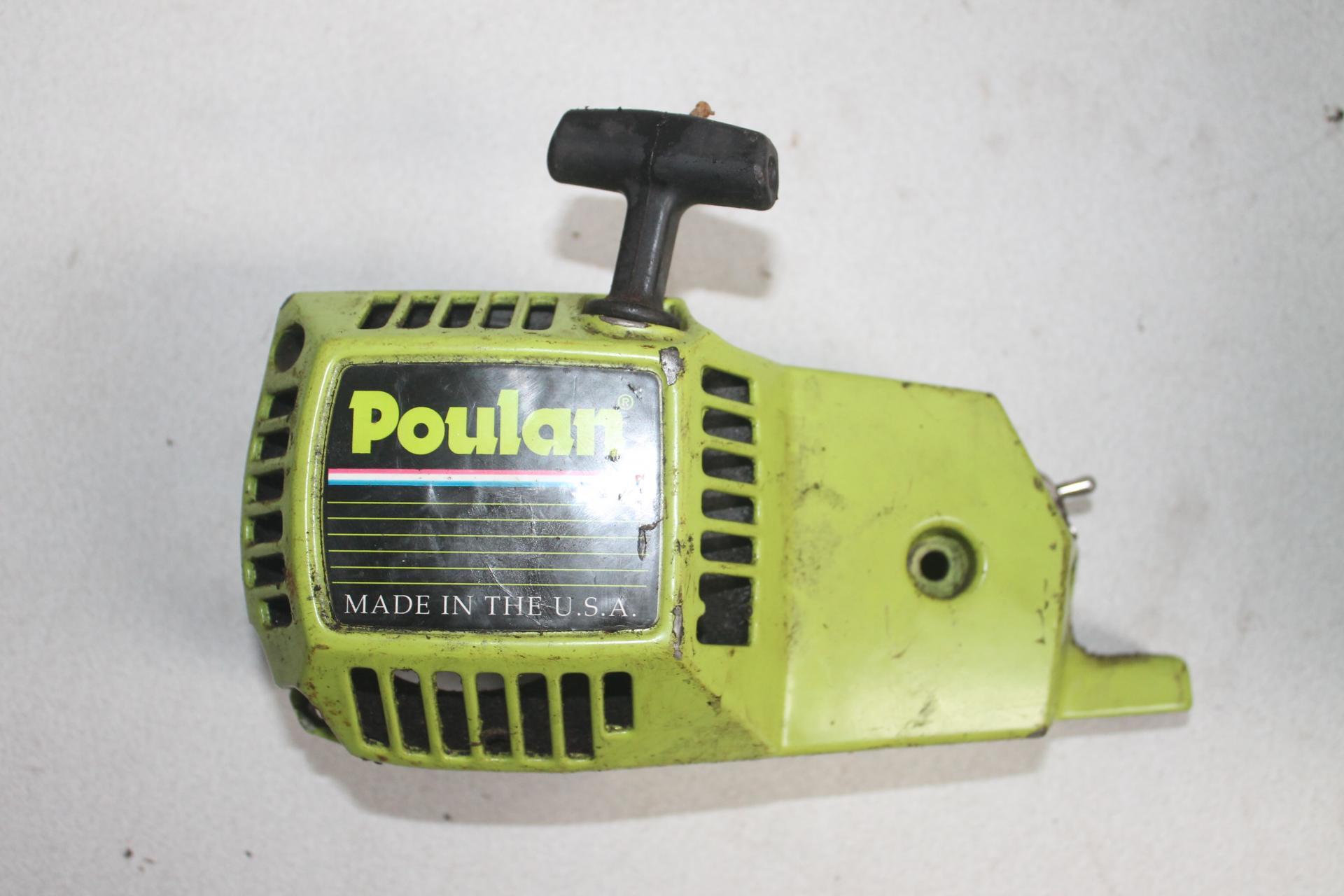 Arranque Poulan 2400