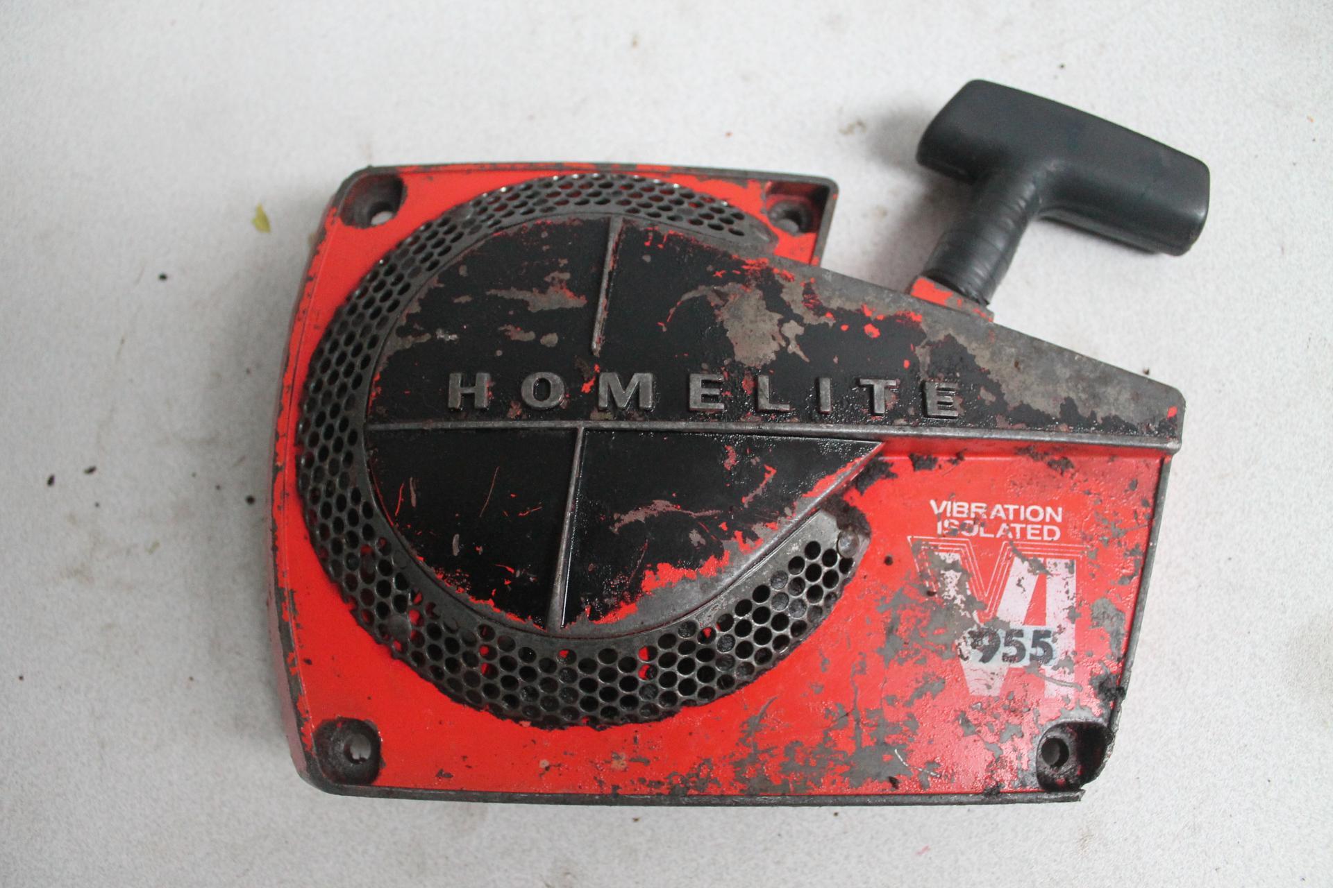 Arranque Homelite 955