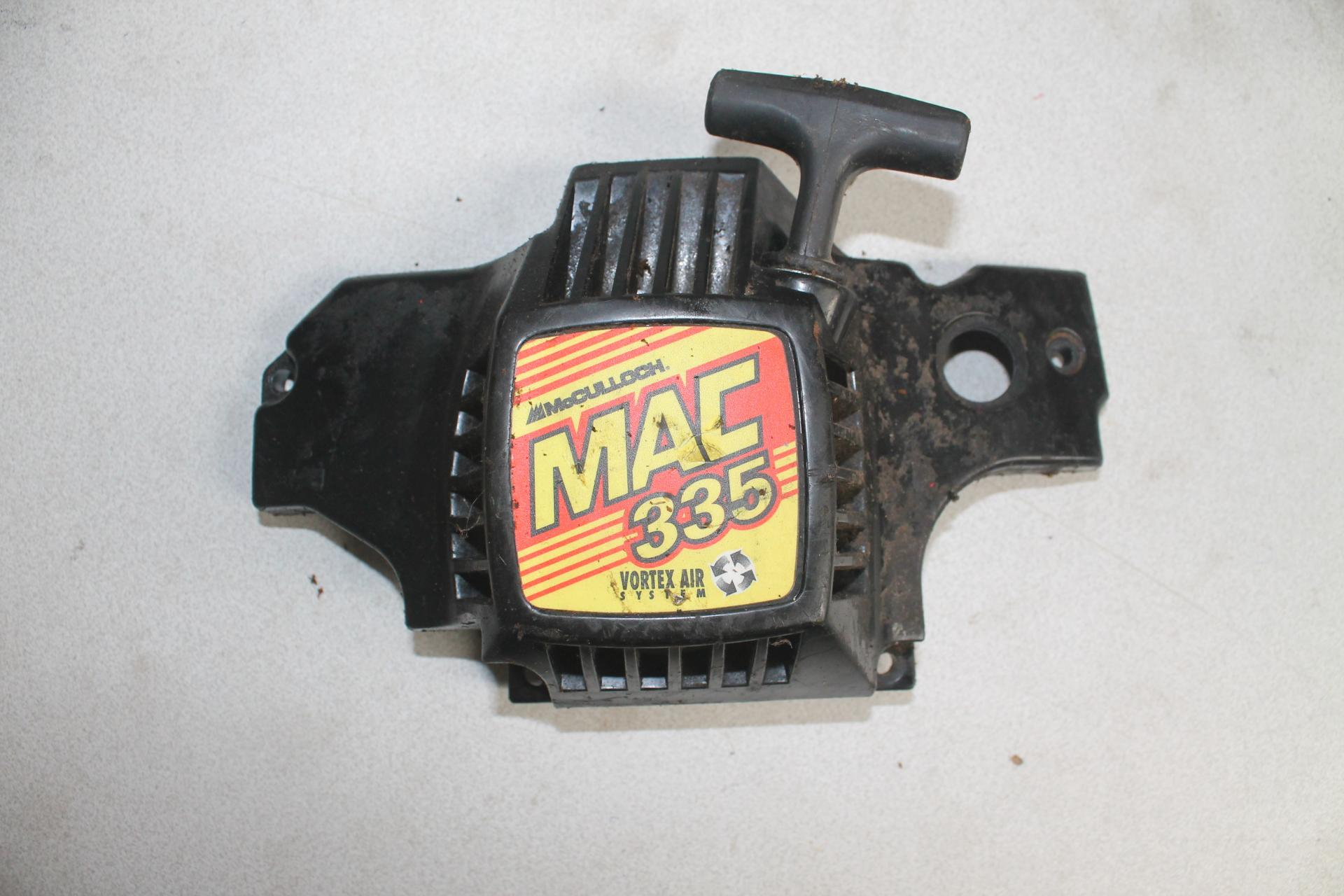 Arranque McCulloch MAC 335