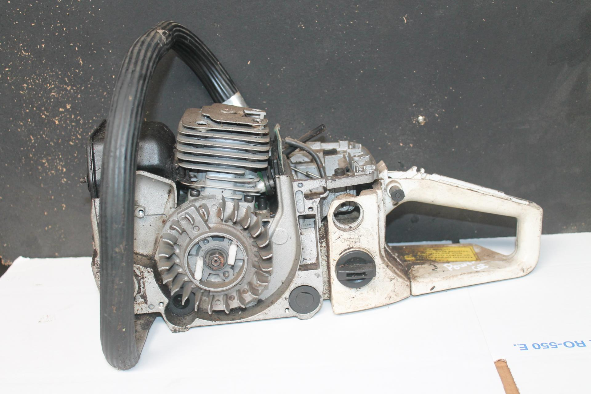 Despiece Powercut