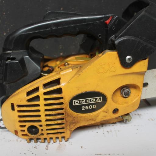 Despiece Omega 2500