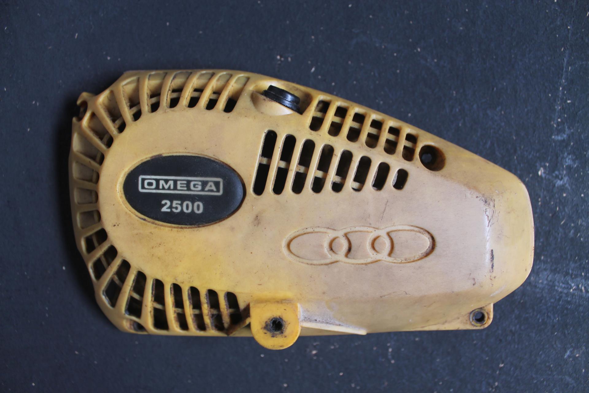 Arranque Omega 2500