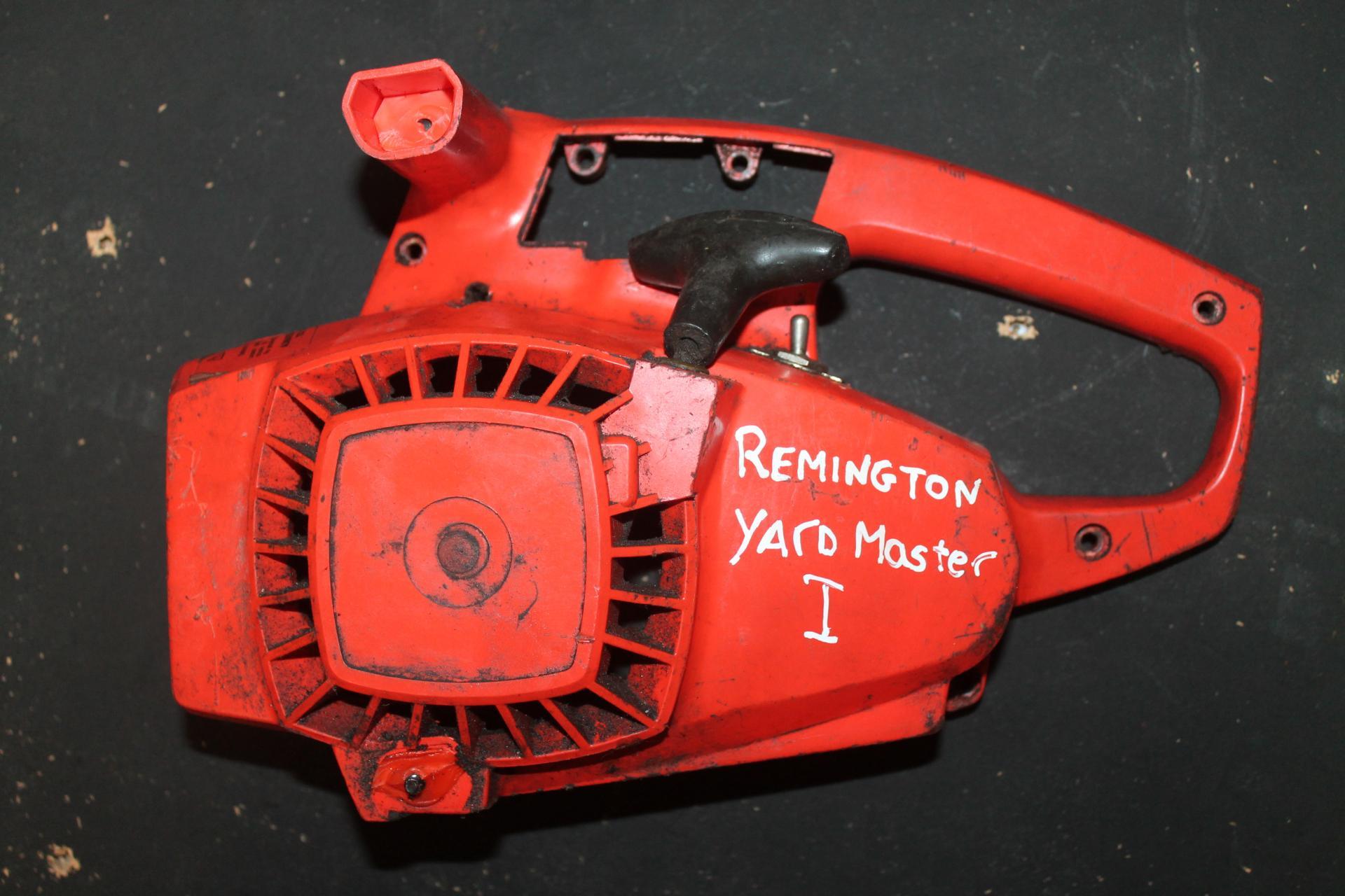 Arranque Remington Yardmaster I