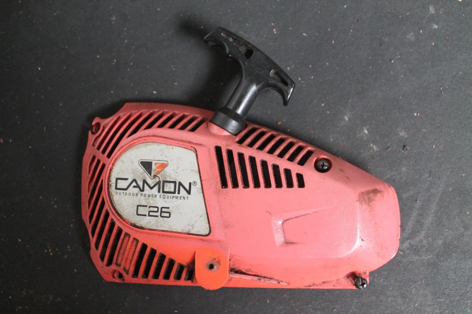 Arranque Camon C26