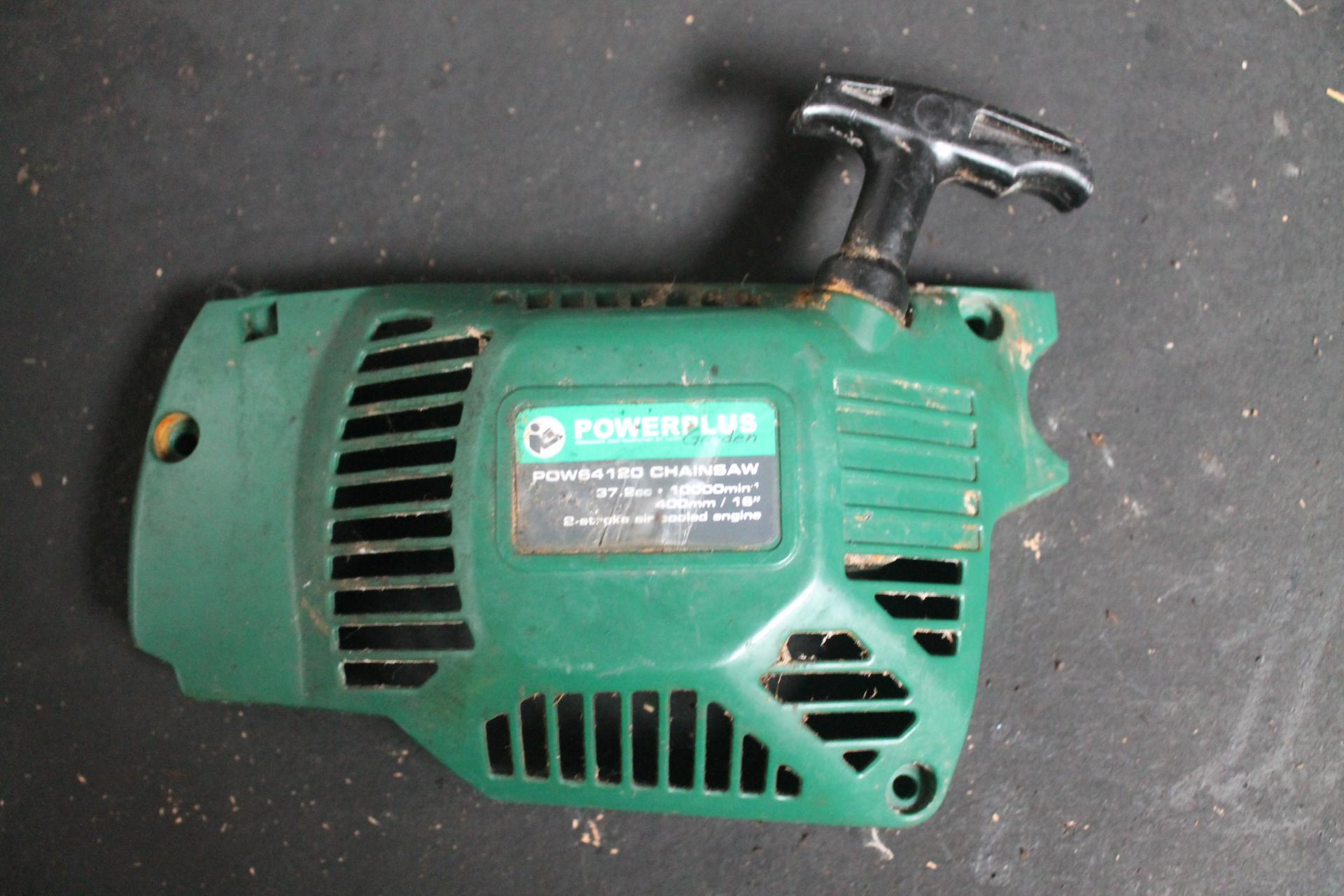 Arranque Powerplus POW64120