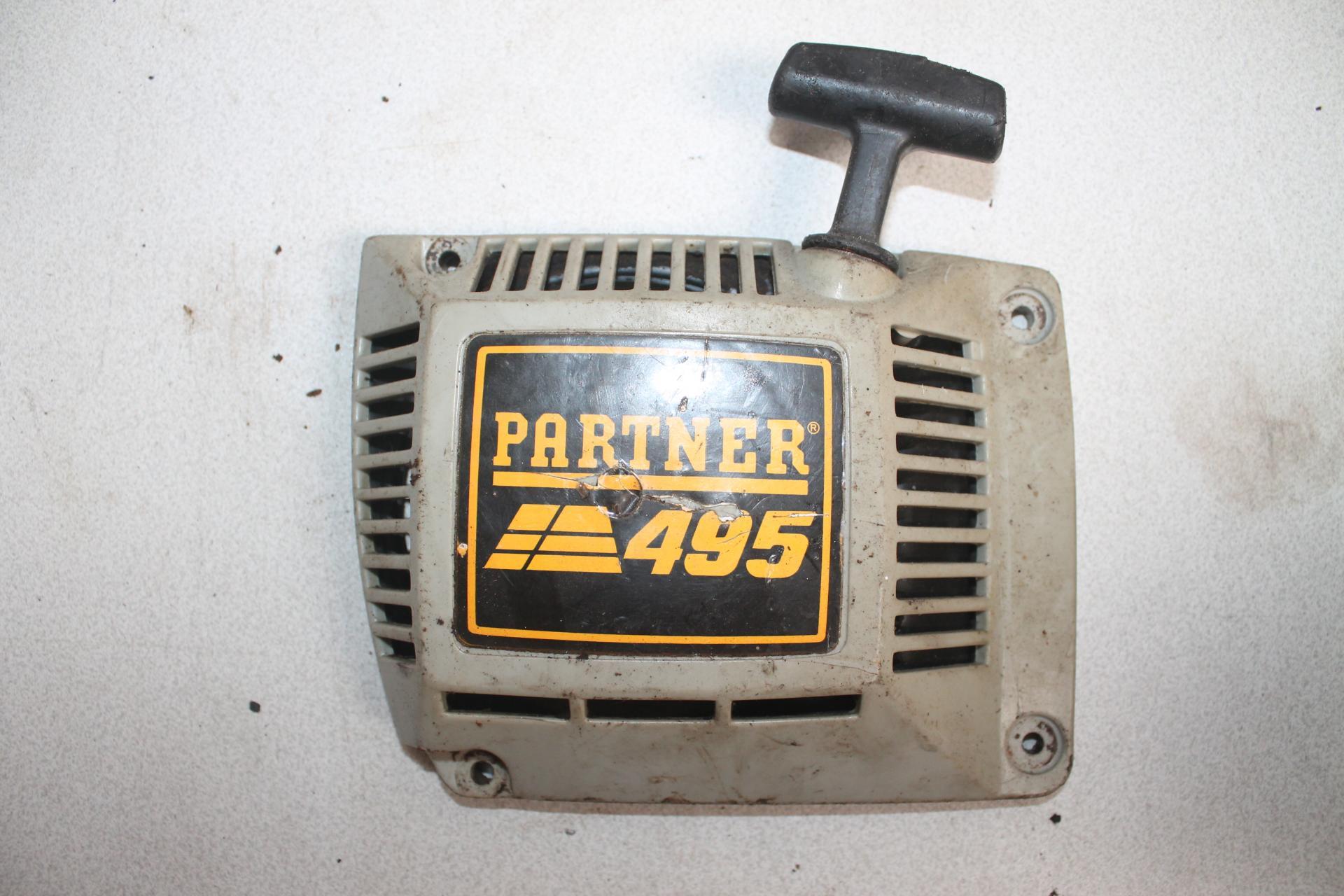 Arranque Partner 495