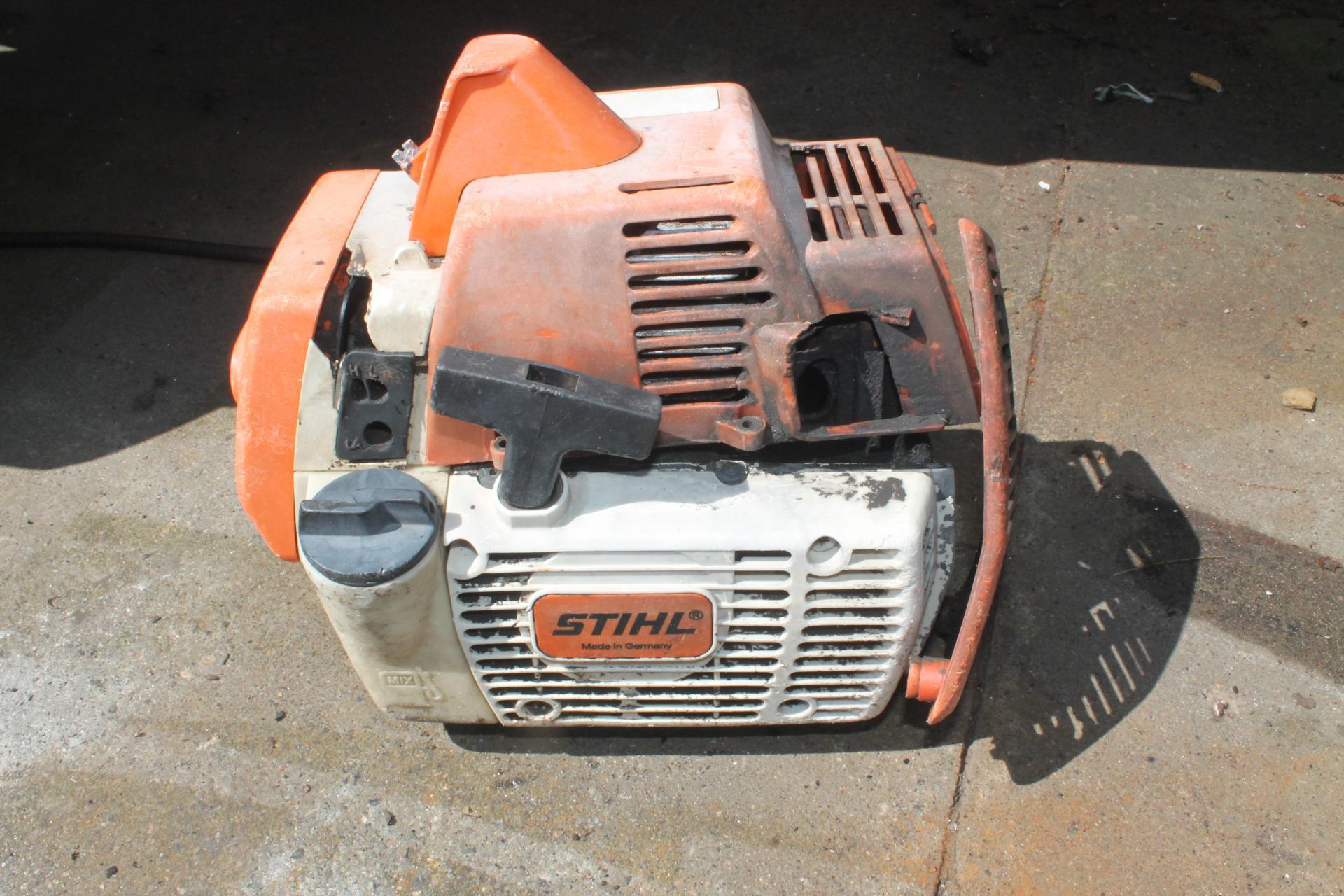 Despiece Stihl 550