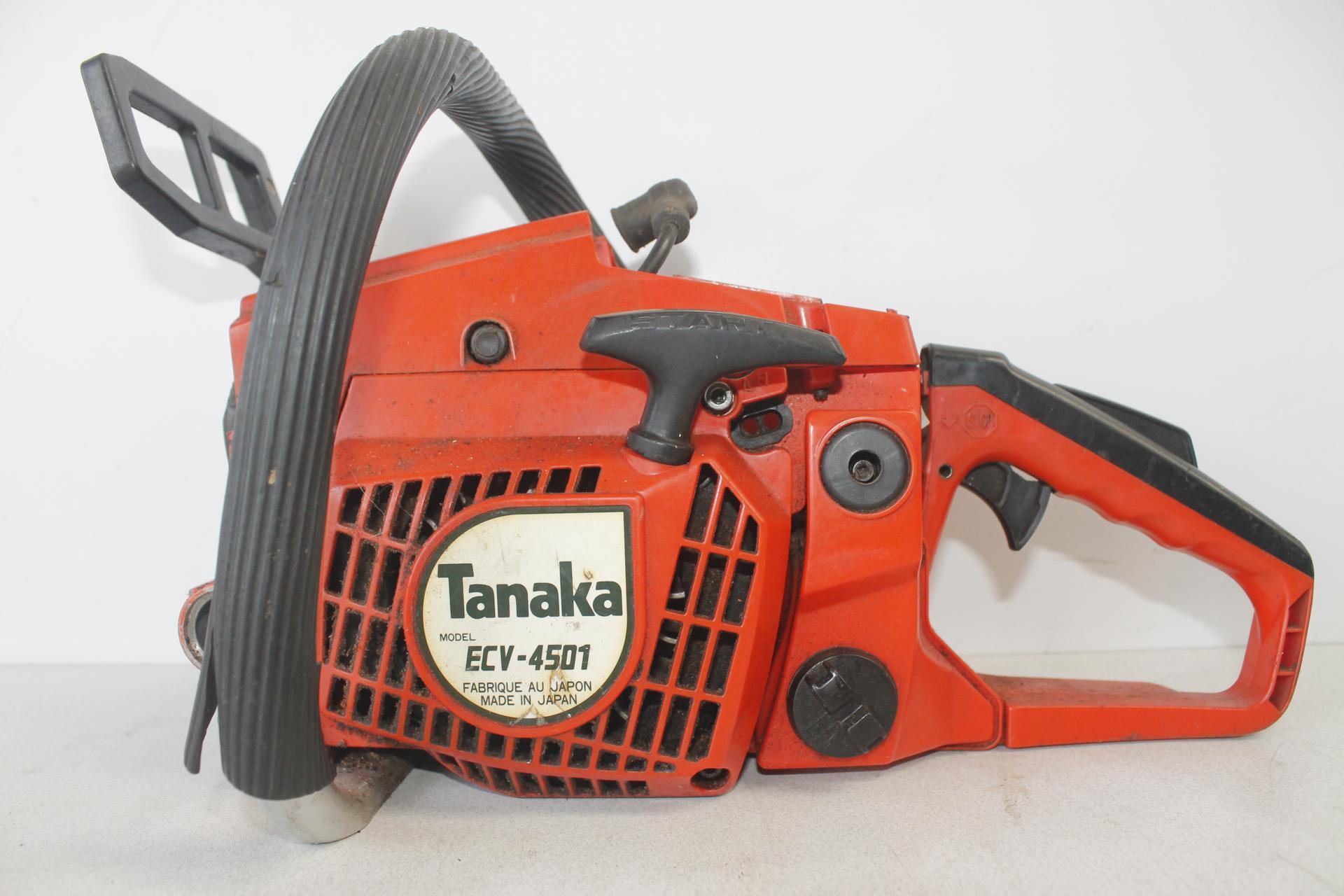 Despiece TANAKA ECV-4501