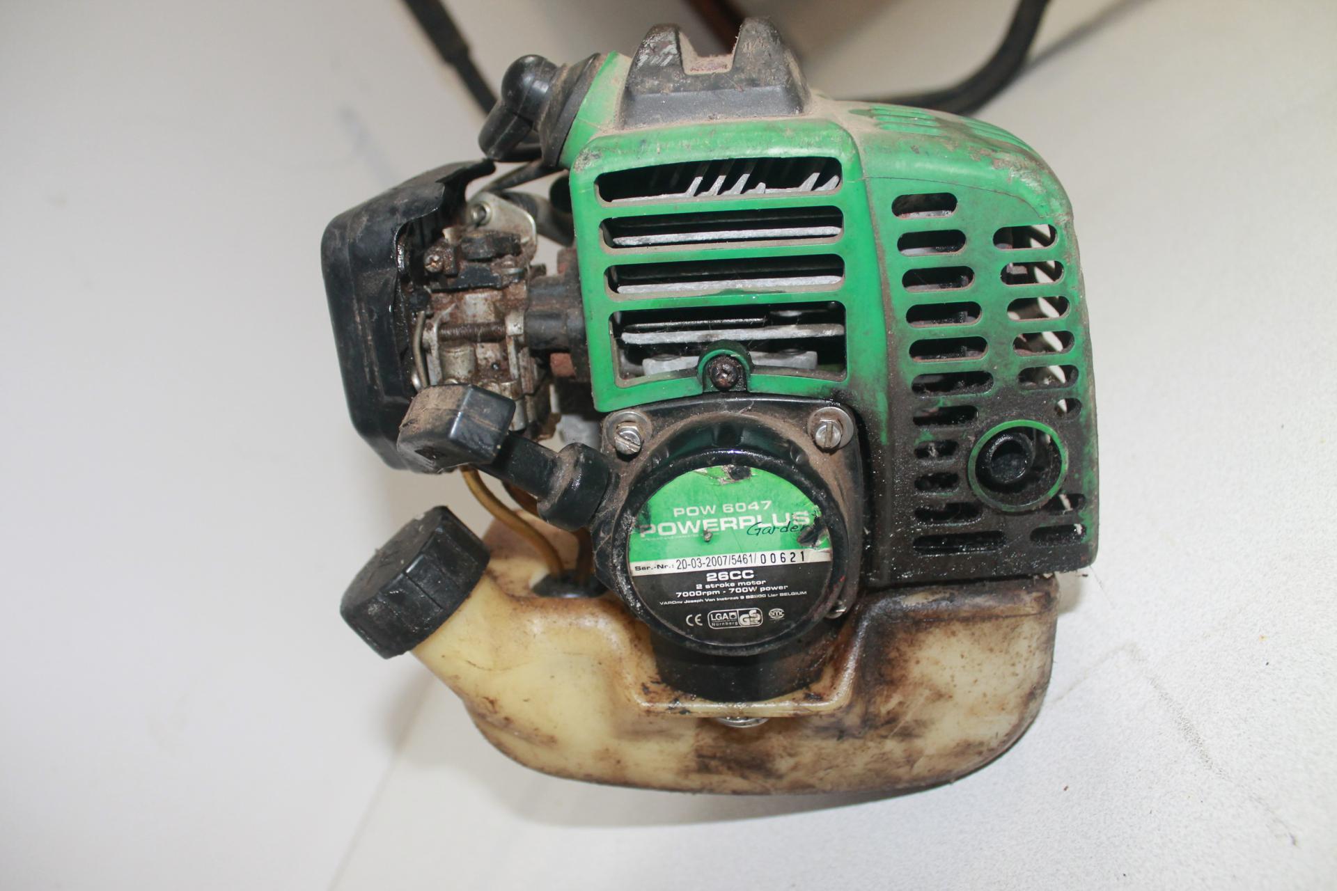 Despiece Powerplus POW 6047