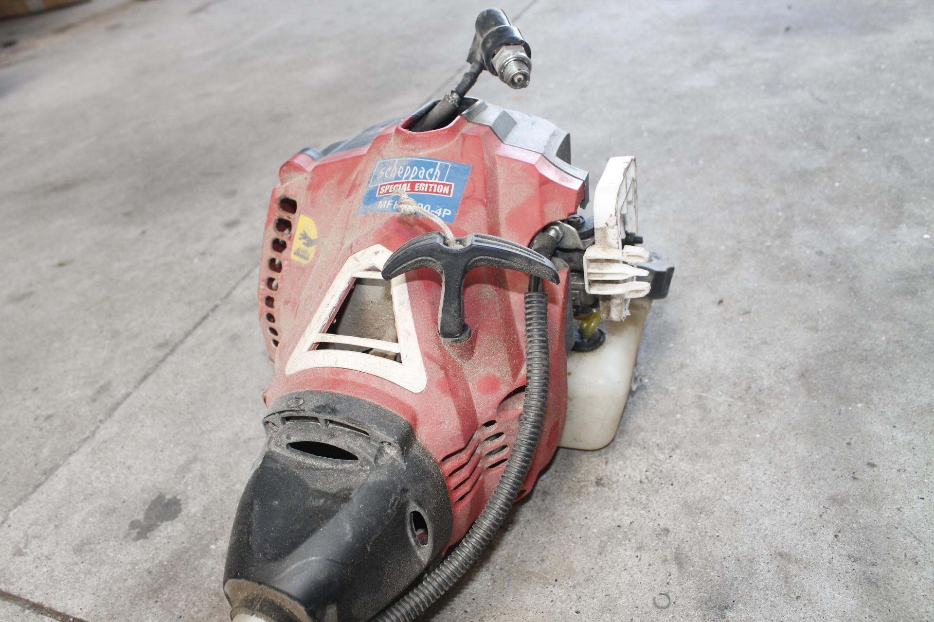 Despiece Scheppach MFH3000-4P