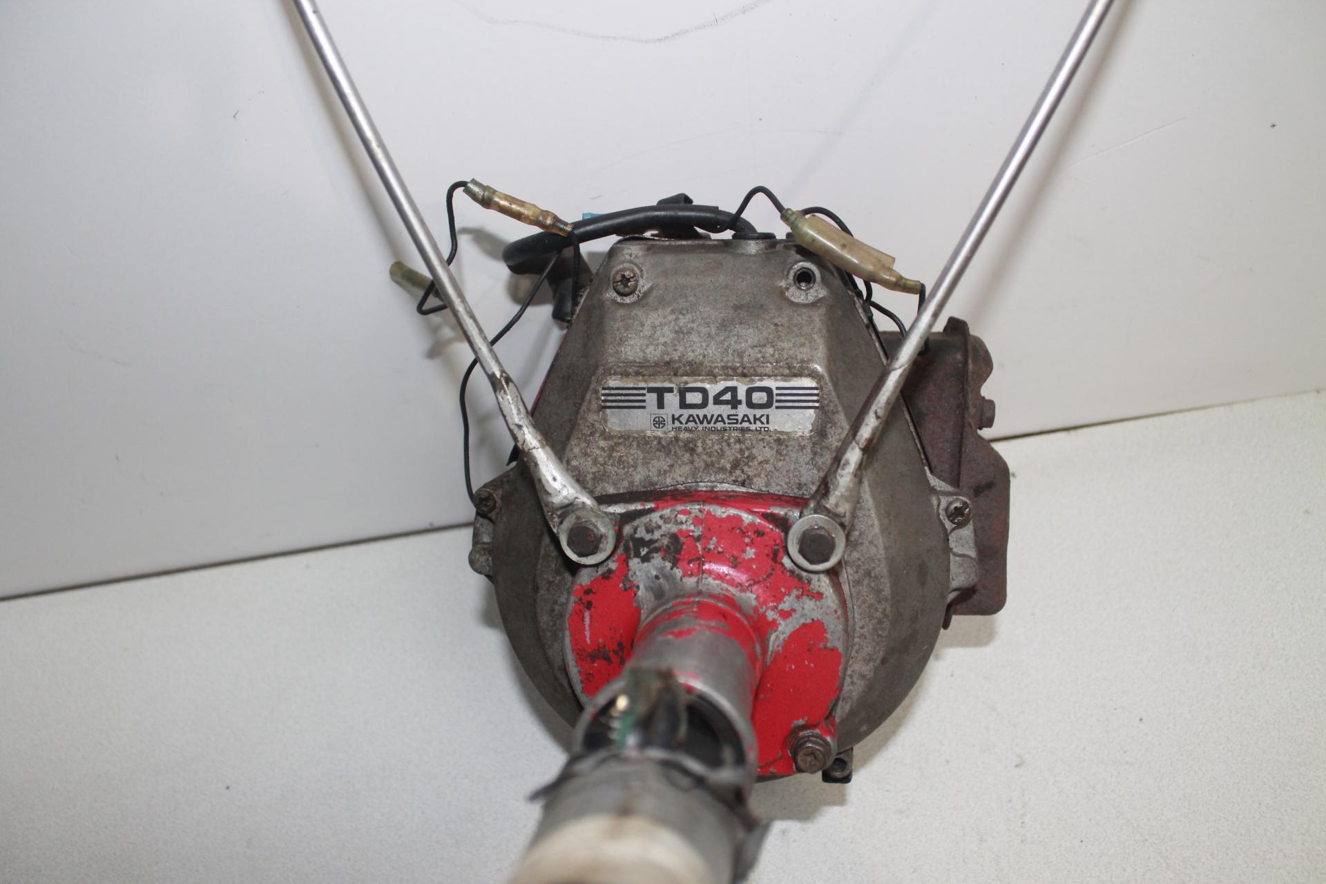 Despiece Kawasaki TD40