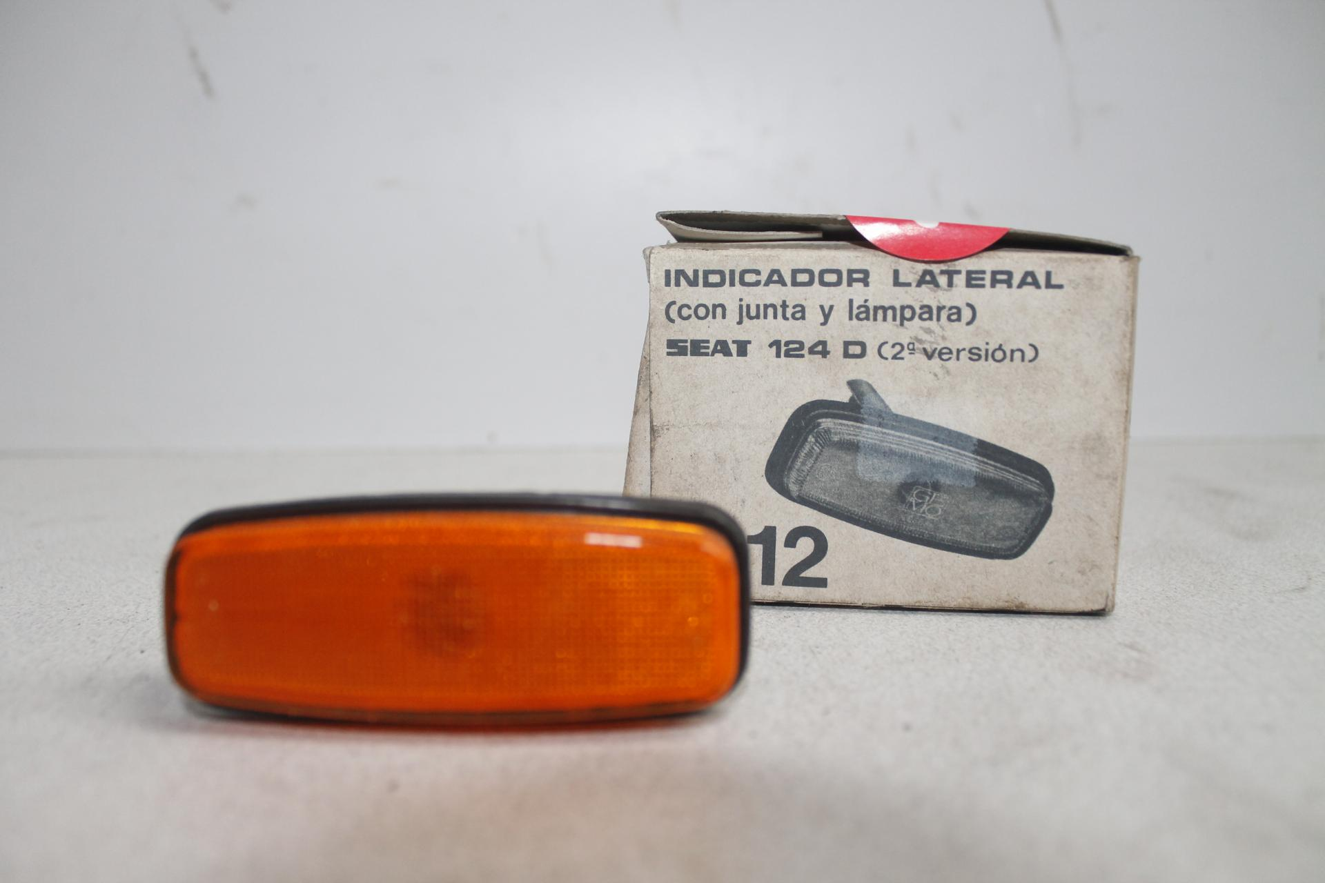 Indicador lateral Seat 124D (2ª versión)