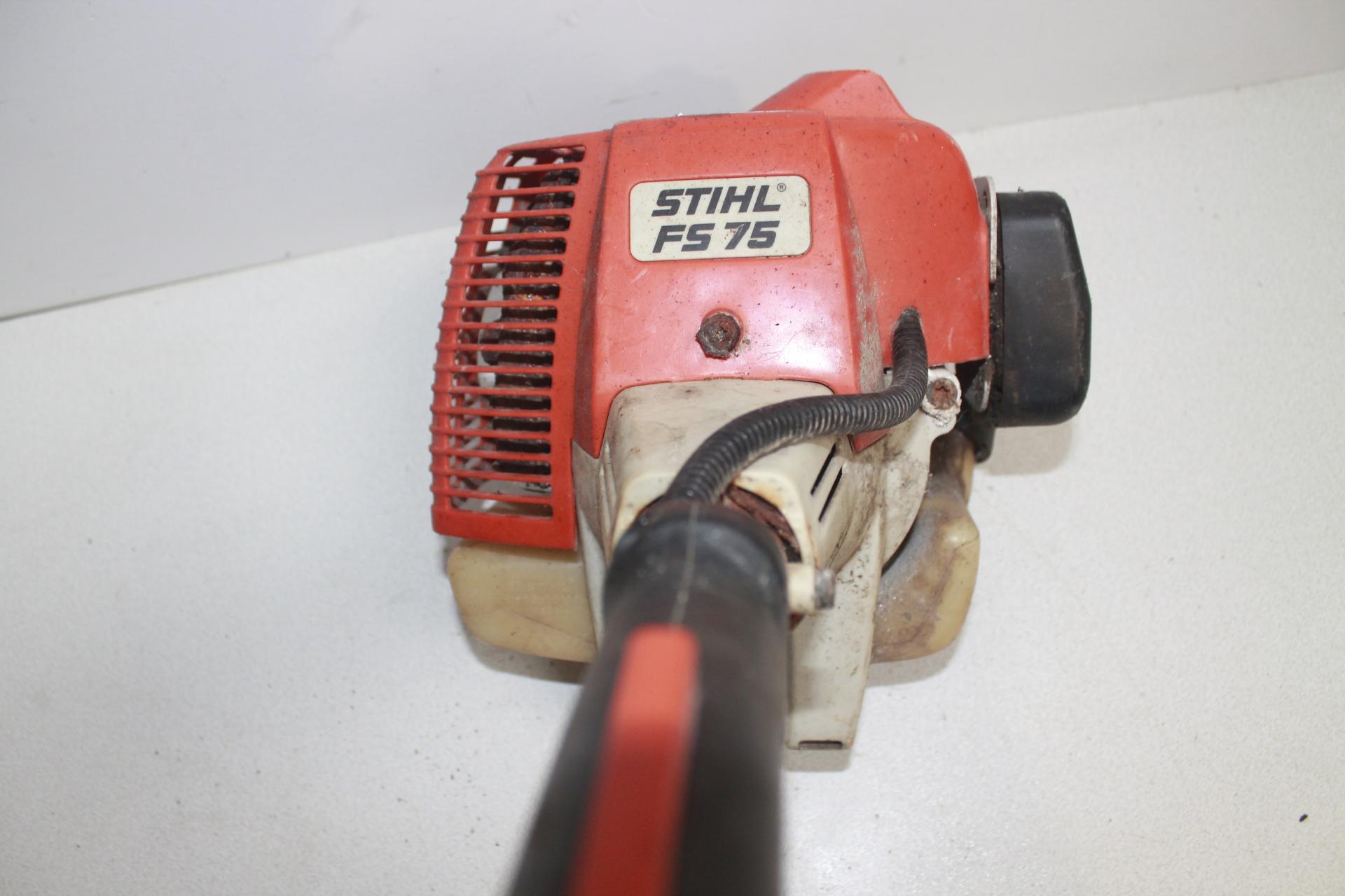 Despiece Stihl FS75
