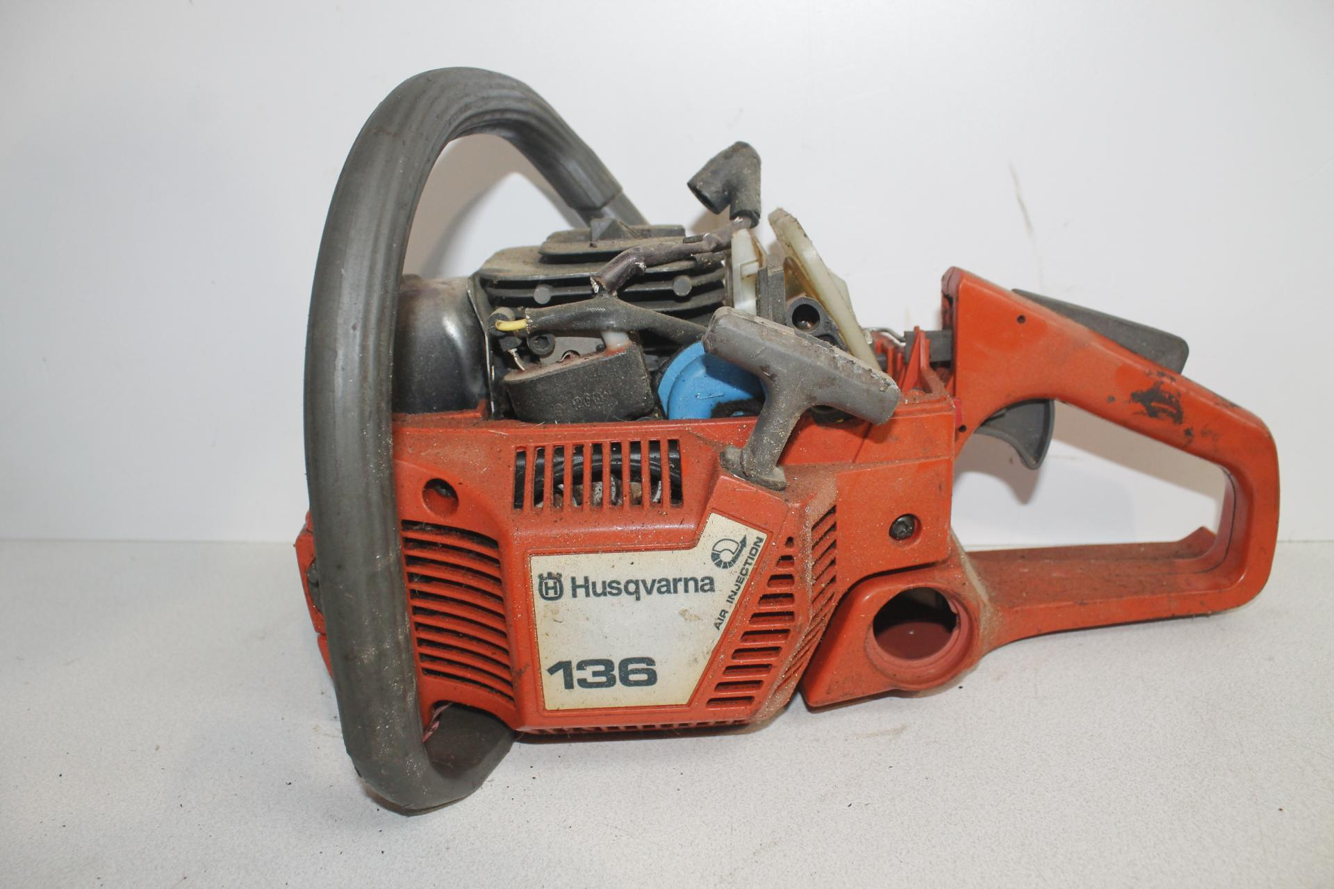 Despiece Husqvarna 136