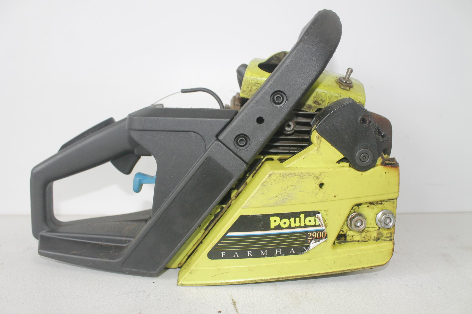 Despiece Poulan 2900