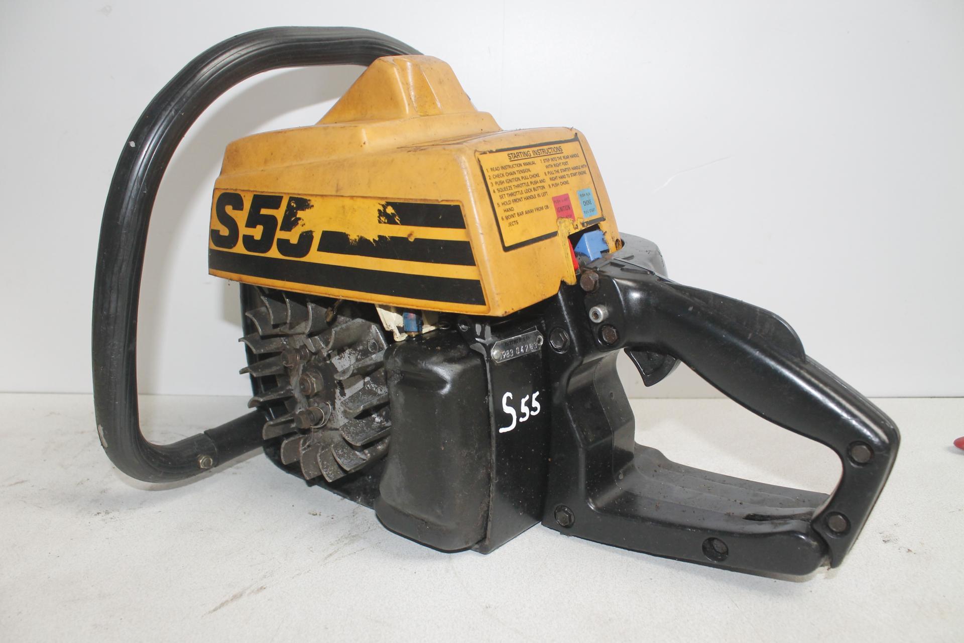 Despiece Partner s55