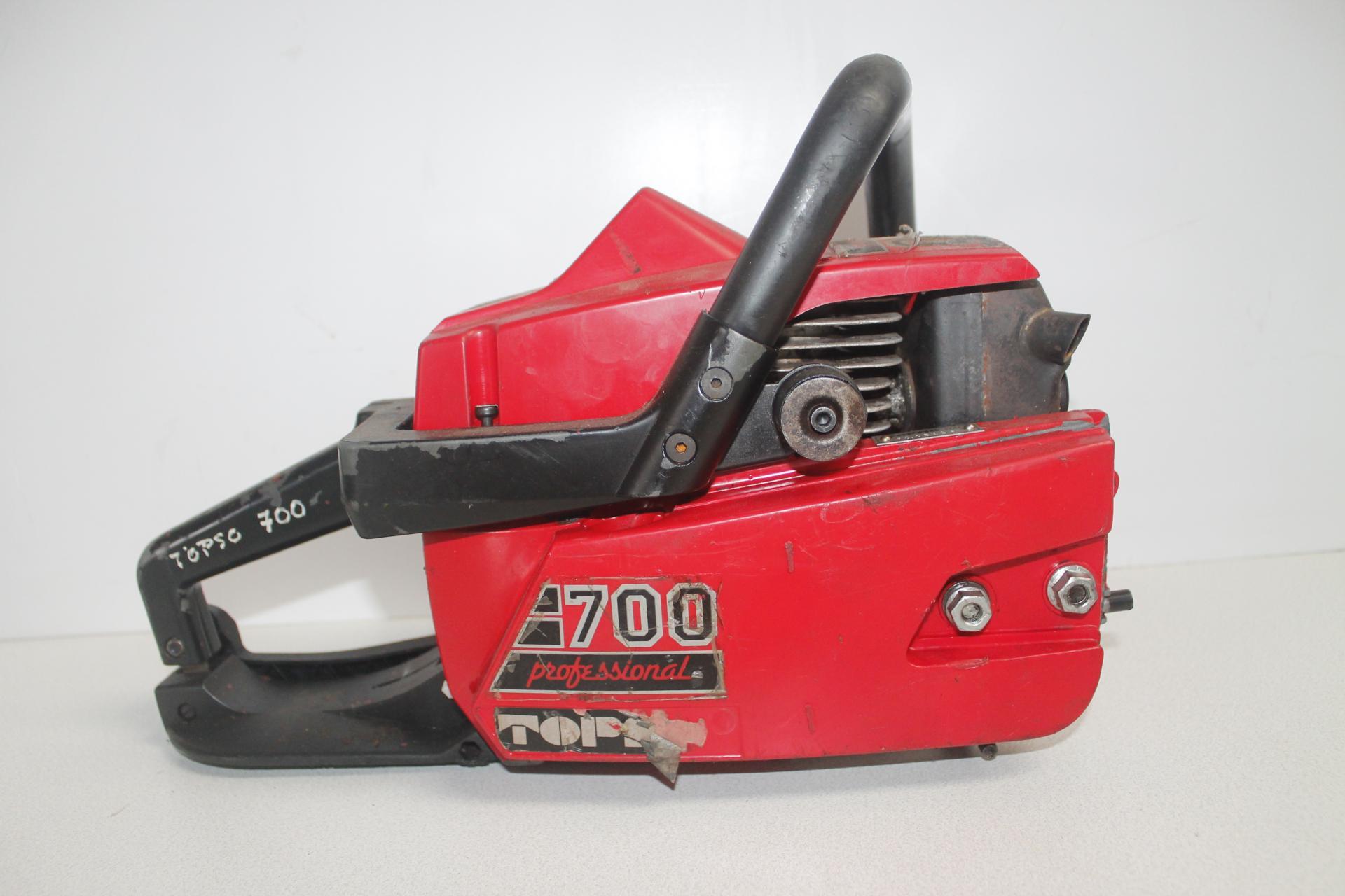 Despiece Topso E700AV