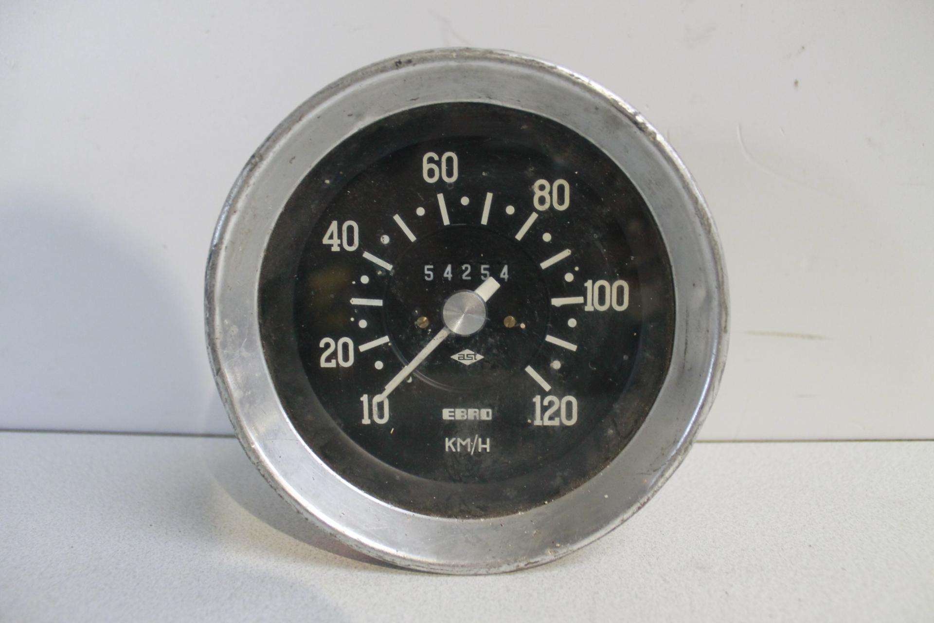 Reloj cuentakilómetros furgoneta EBRO