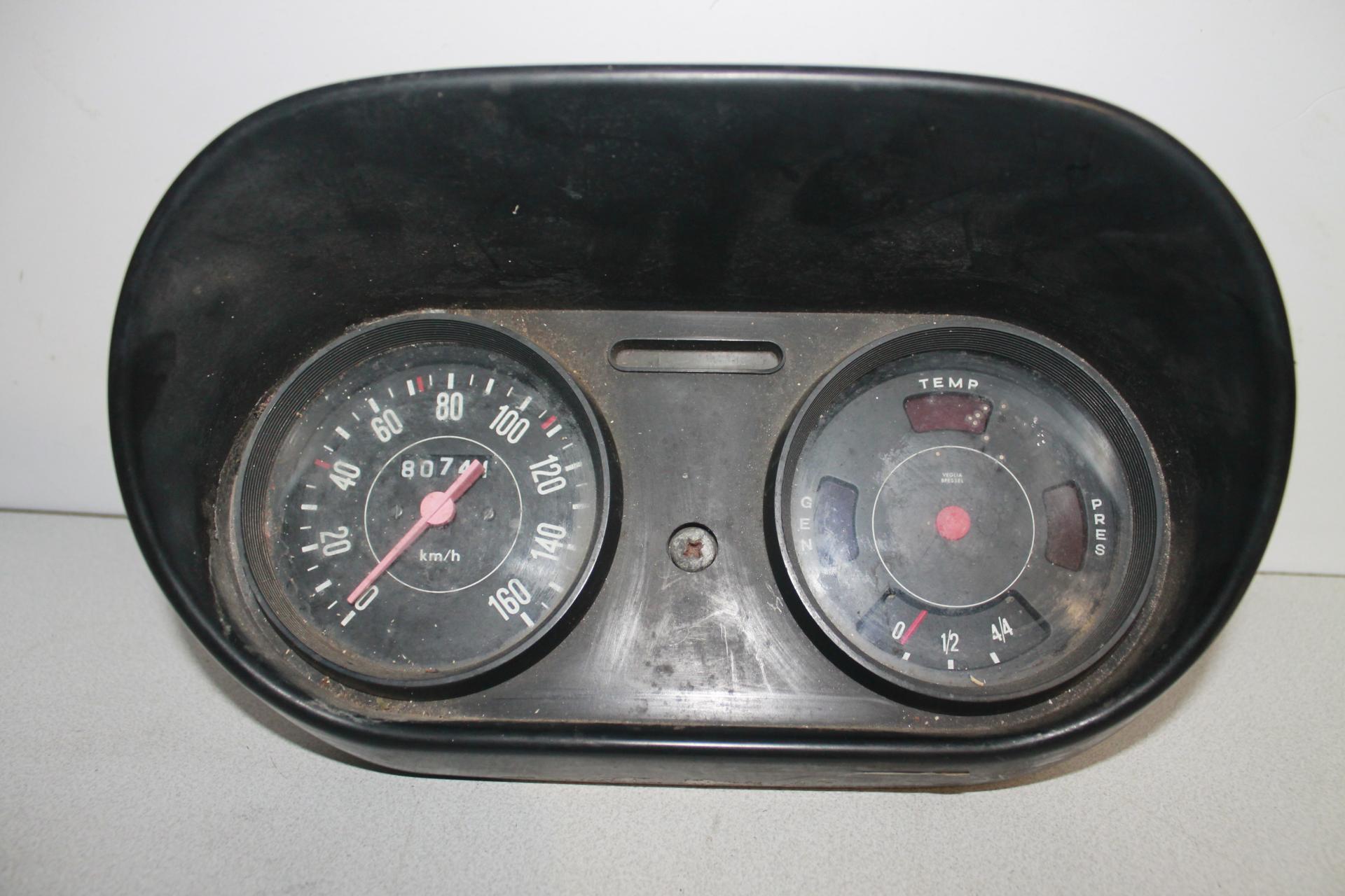 Cuentakilómetros Seat 127