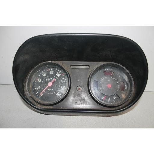 Cuentakilómetros Seat 127 [0]