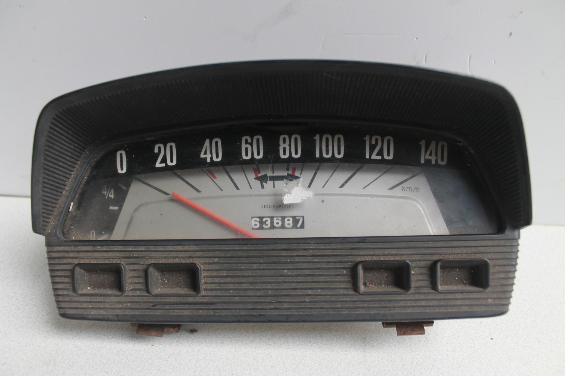 Cuentakilómetros Seat 850