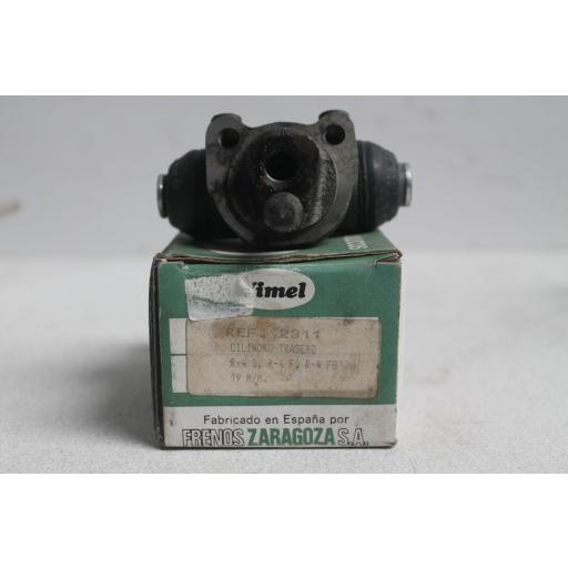 Cilindro de freno trasero Ref. 2311 VIMEL para Renault 4S, 4F, 4FS [1]