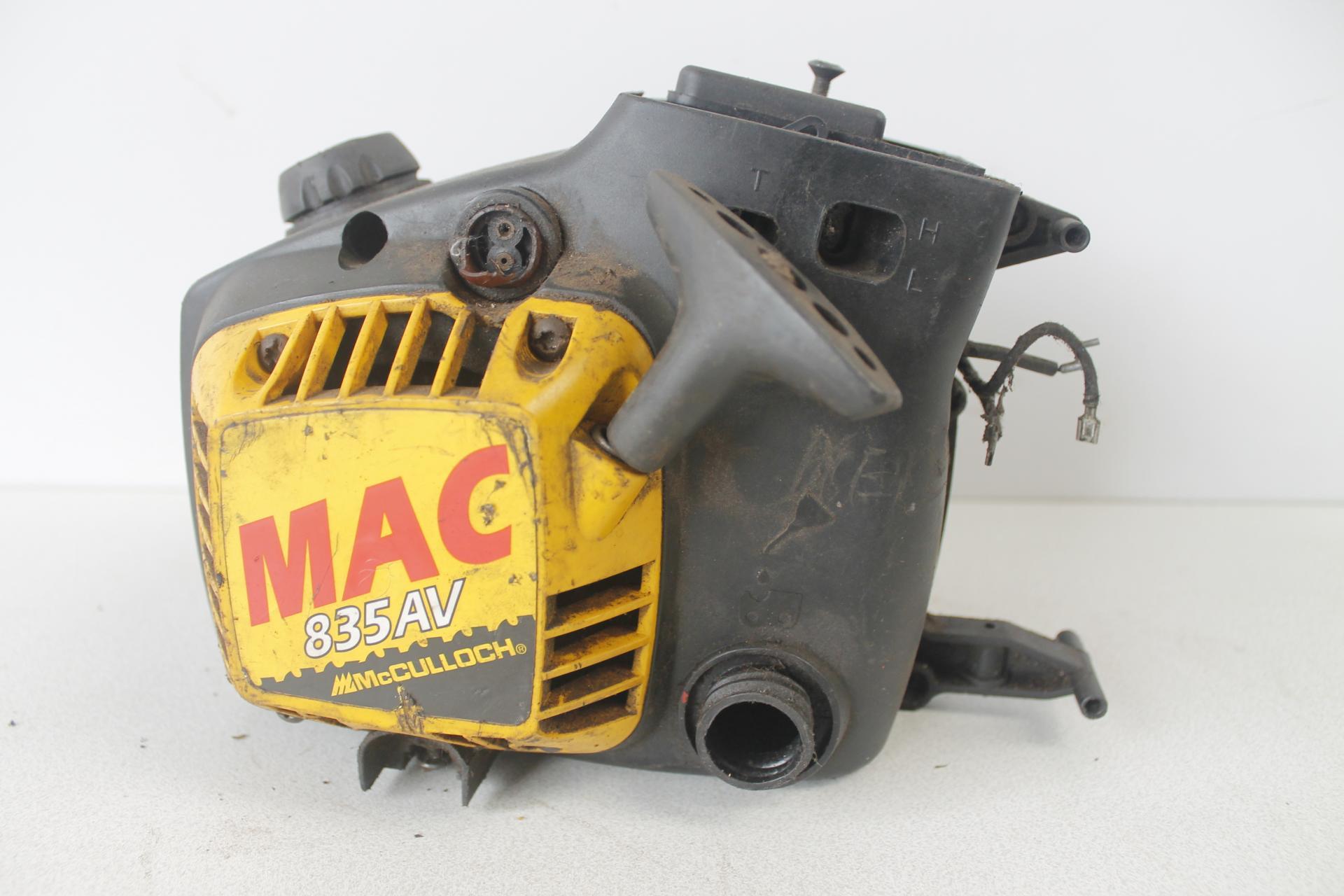 Despiece McCulloch MAC 835