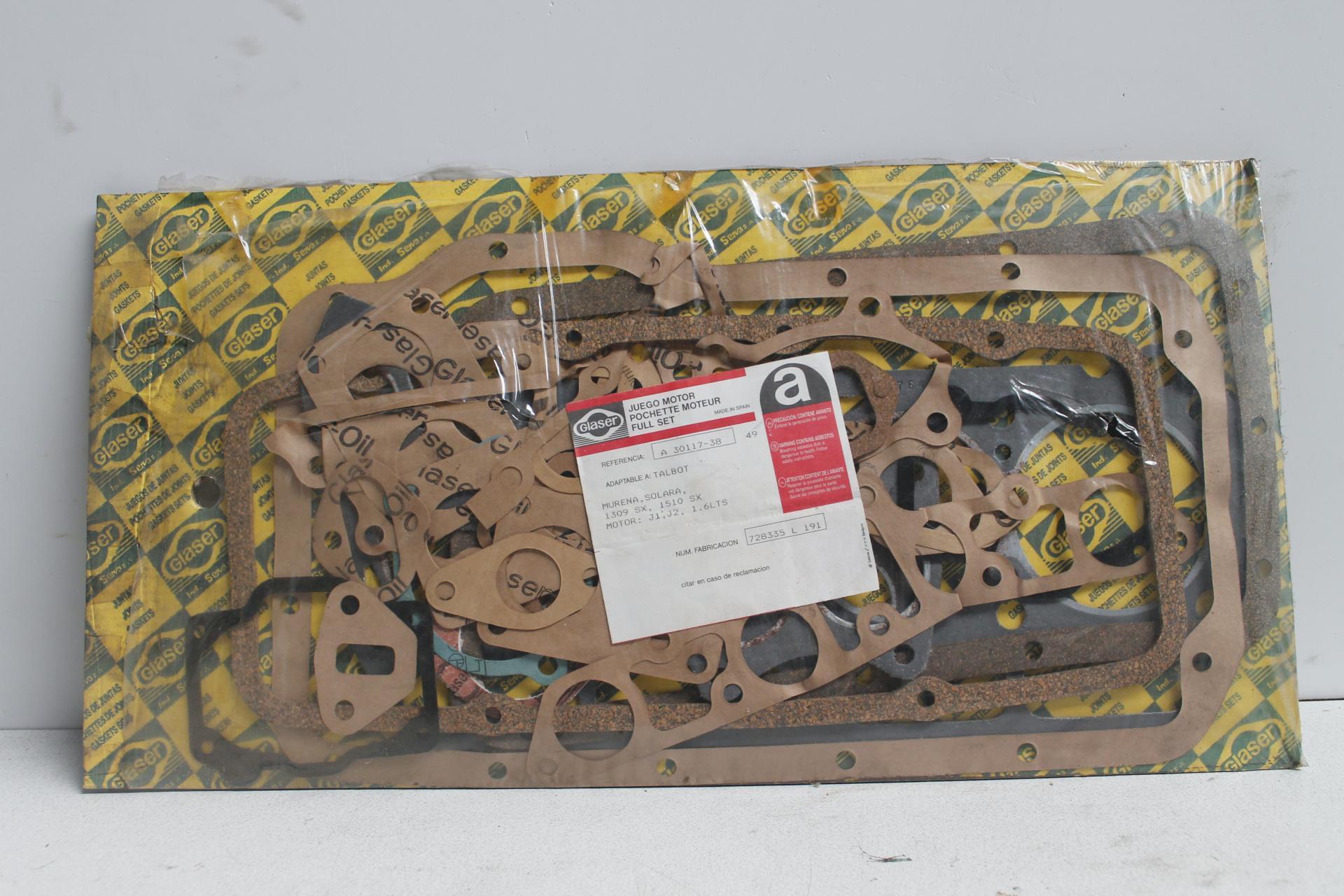 JUEGO MOTOR Ref. A30117-38