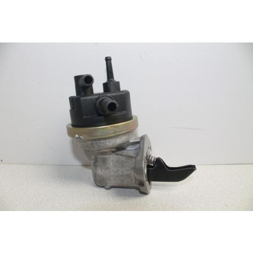 Bomba de combustible Renault 9, Renault 11