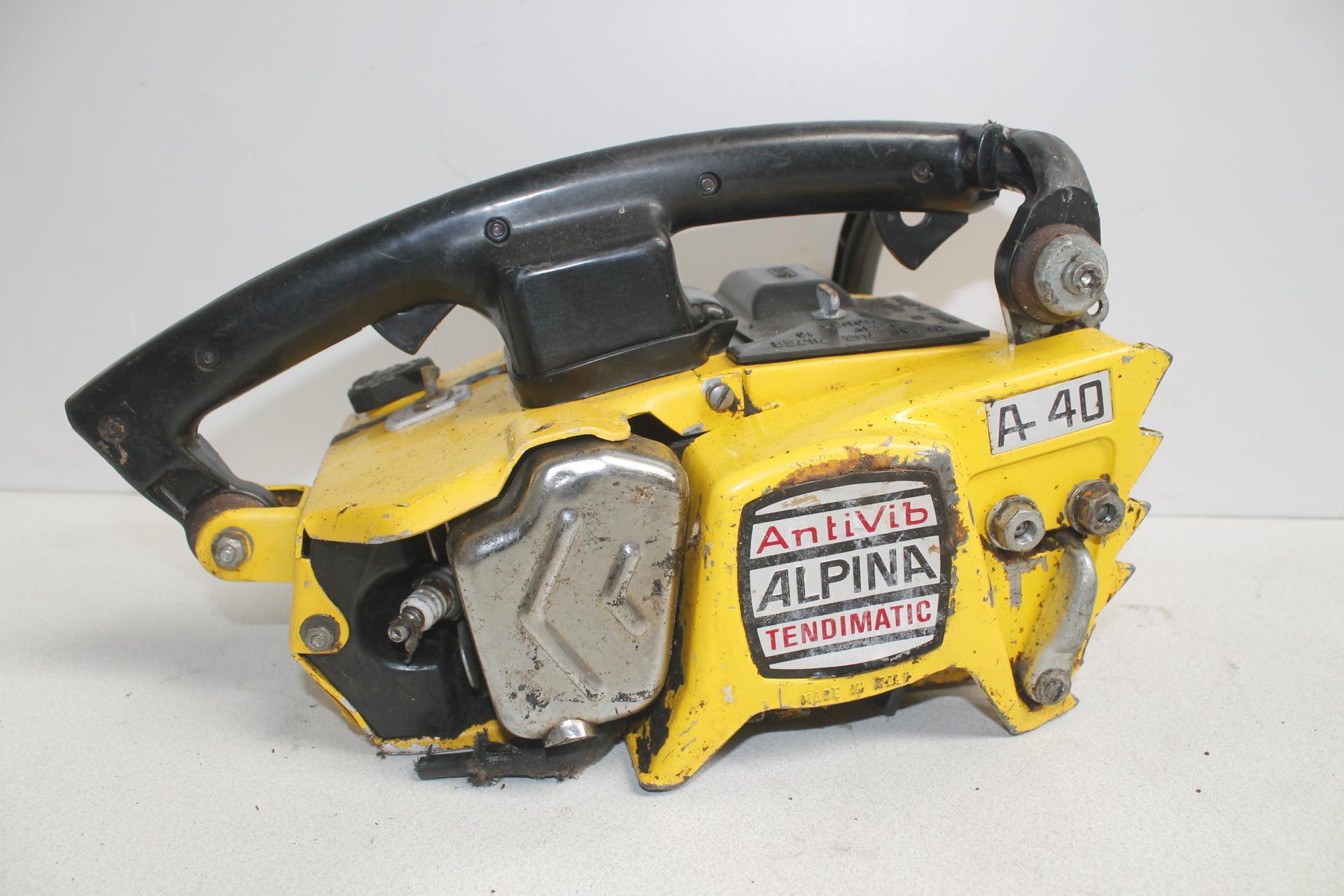 Despiece ALPINA A40