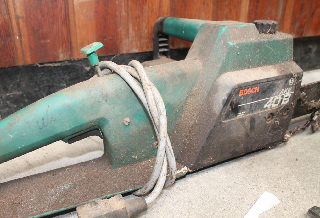 Despiece Bosch AKE 40B