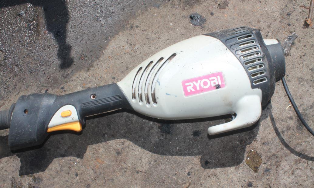 Despiece RYOBI eléctrica