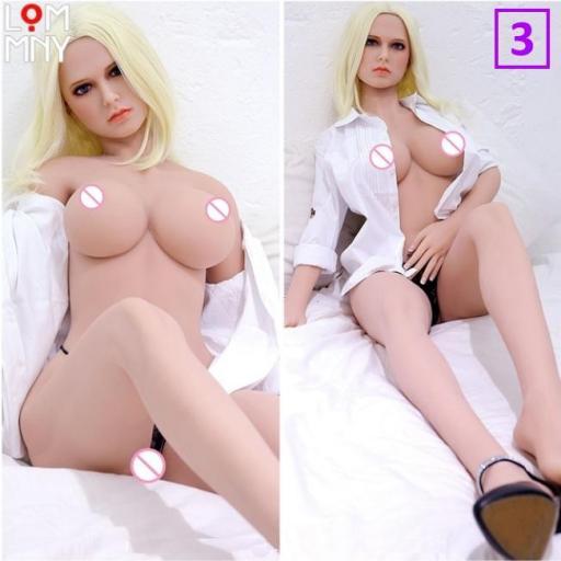 MUÑECAS DE SILICONA 3D HIPER REAL SEX DOLL ARTICULADA CON ESQUELETO DE METAL ALTA CALIDAD. 50 MODELOS [2]