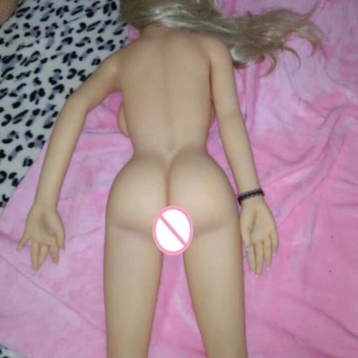 MUÑECA DE SILICONA 3D SEX DOLL  HIPER REAL ARTICULADA CON ESQUELETO DE METAL ALTA CALIDAD [3]
