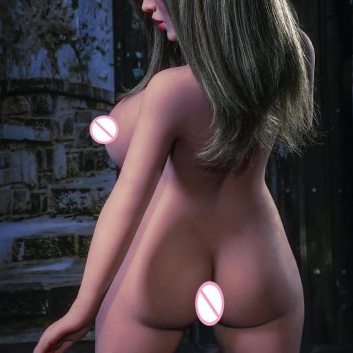MUÑECA DE SILICONA 3D HIPER REAL SEX DOLL ARTICULADA CON ESQUELETO DE METAL ALTA CALIDAD [3]