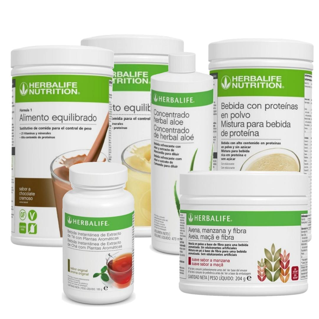 Pack Complet Protein 100